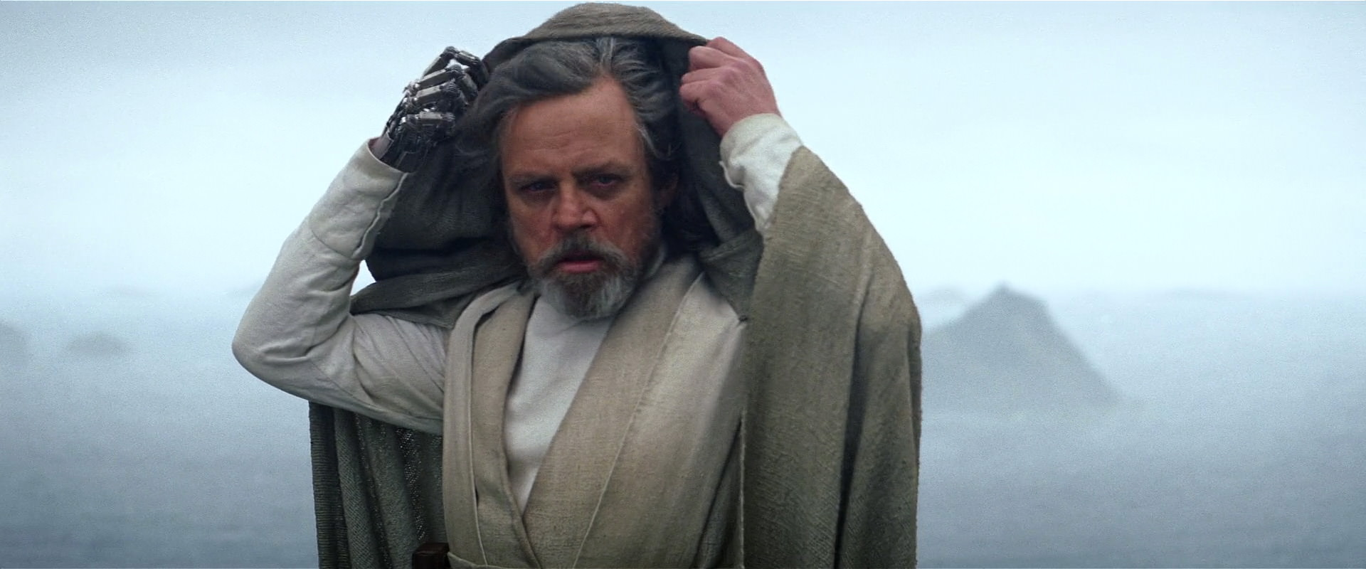 Star Wars: Episode 8 will focus on what's happening with Luke, director says