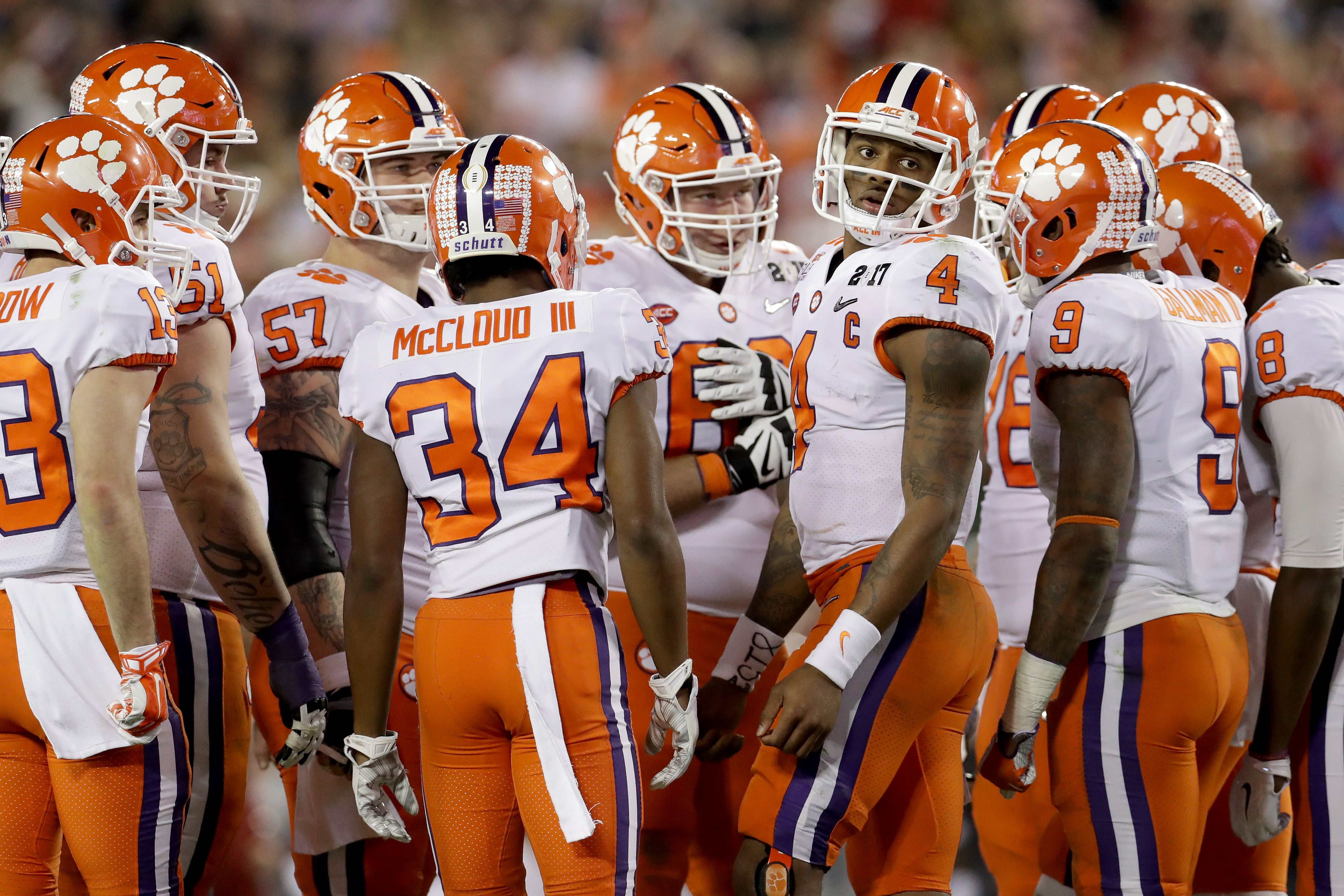 How every play from Clemson's title-winning drive against Bama worked