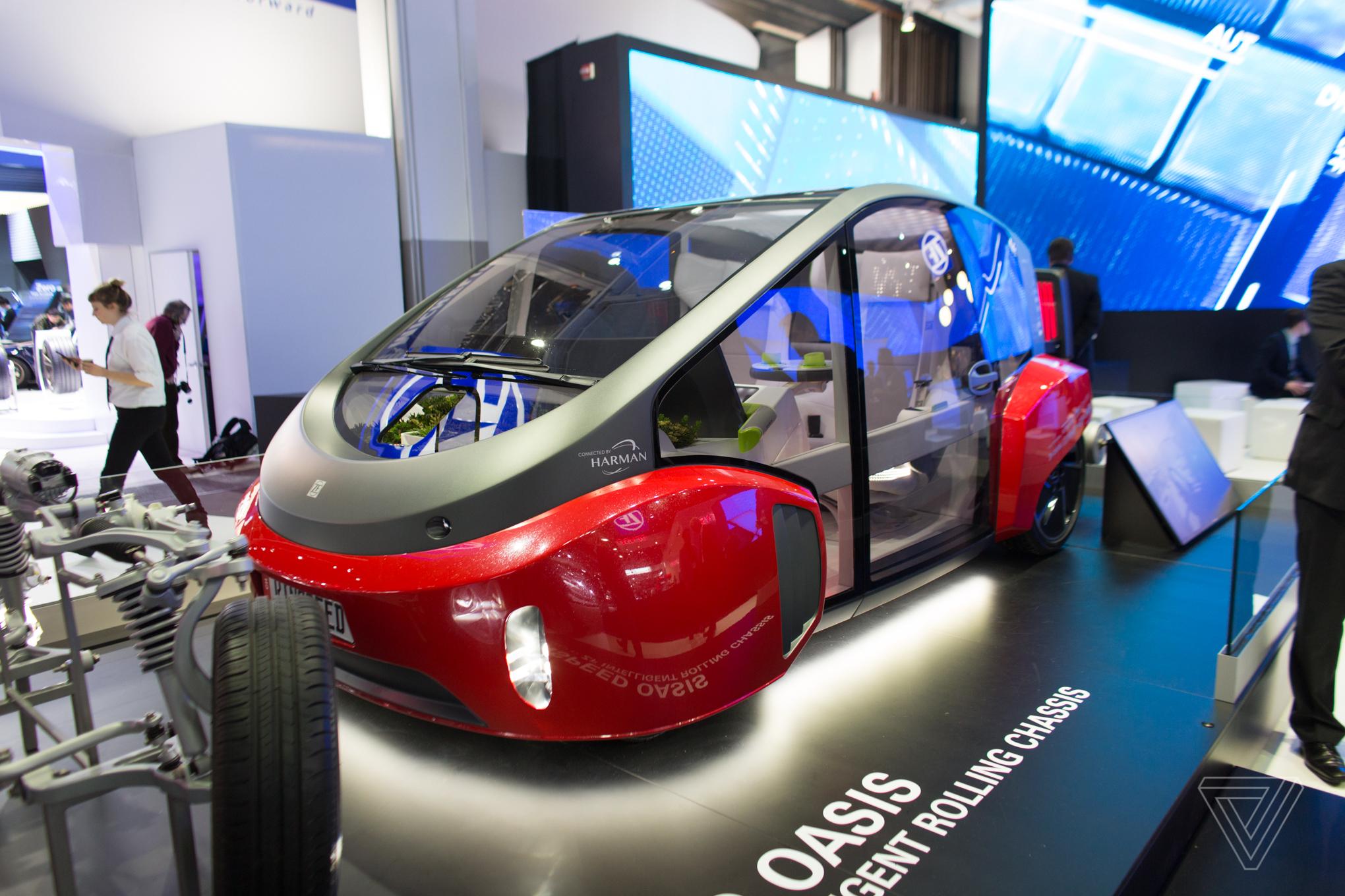 The Worst And Weirdest Cars At Detroit Auto Show