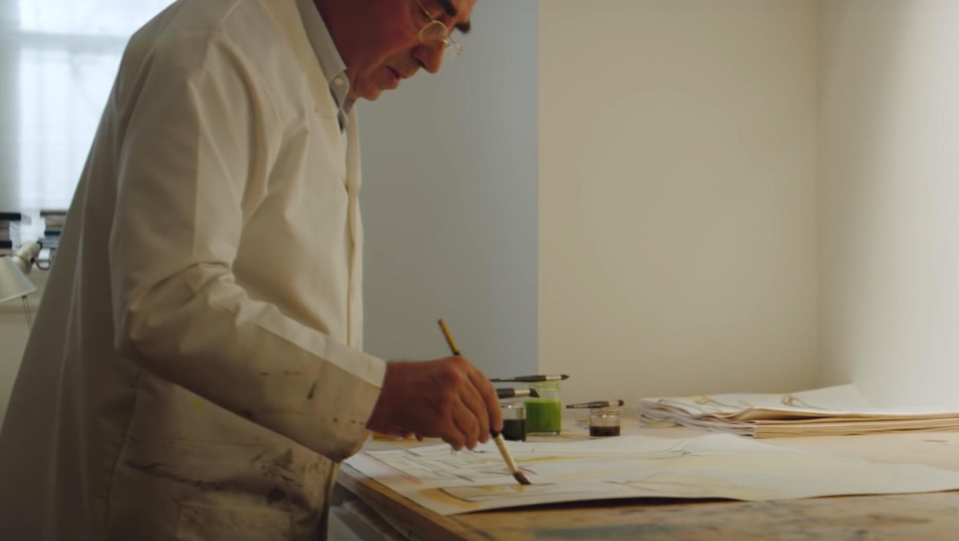 Santiago Calatrava's creative process subject of new documentary