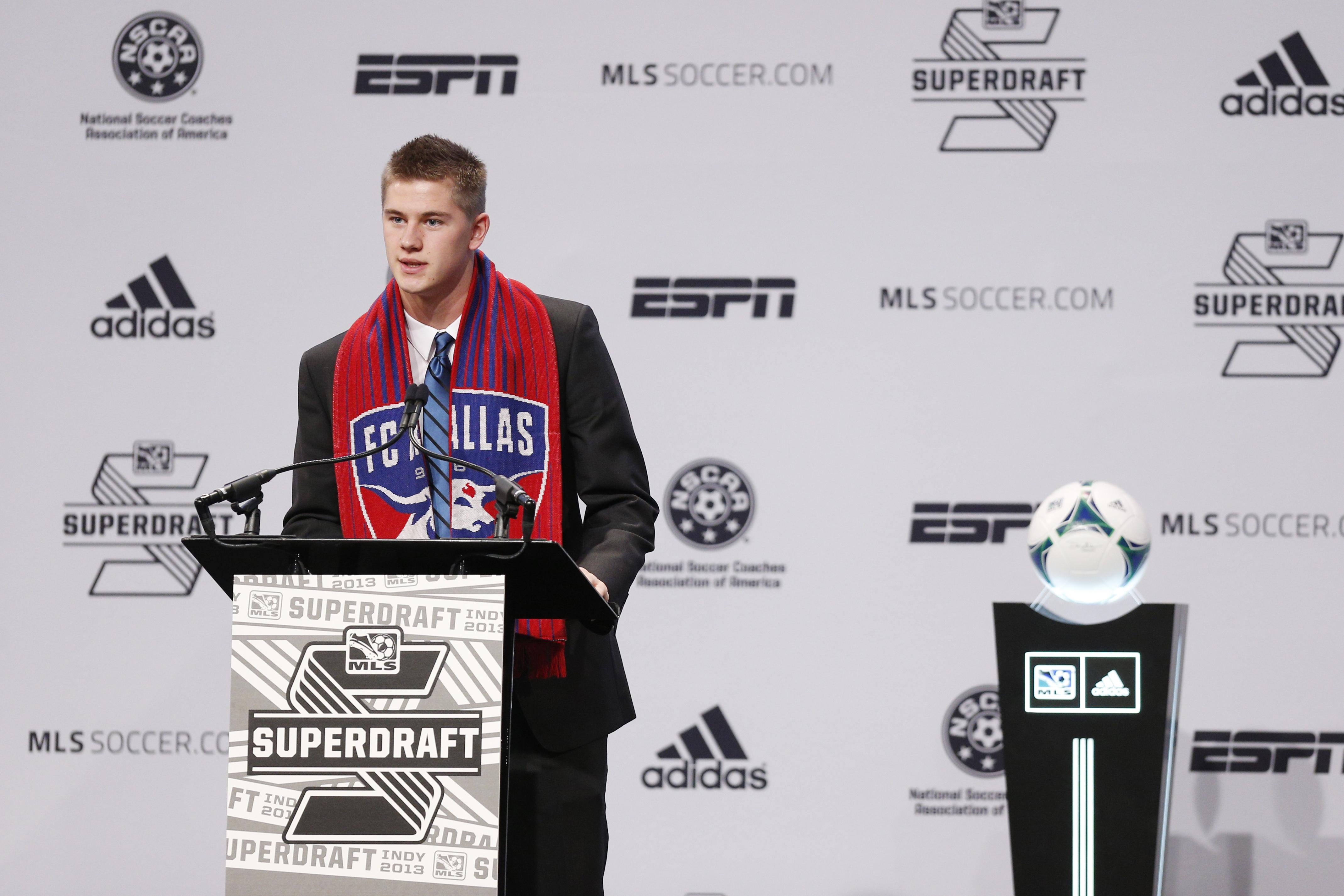 2013 MLS SuperDraft Presented By Adidas