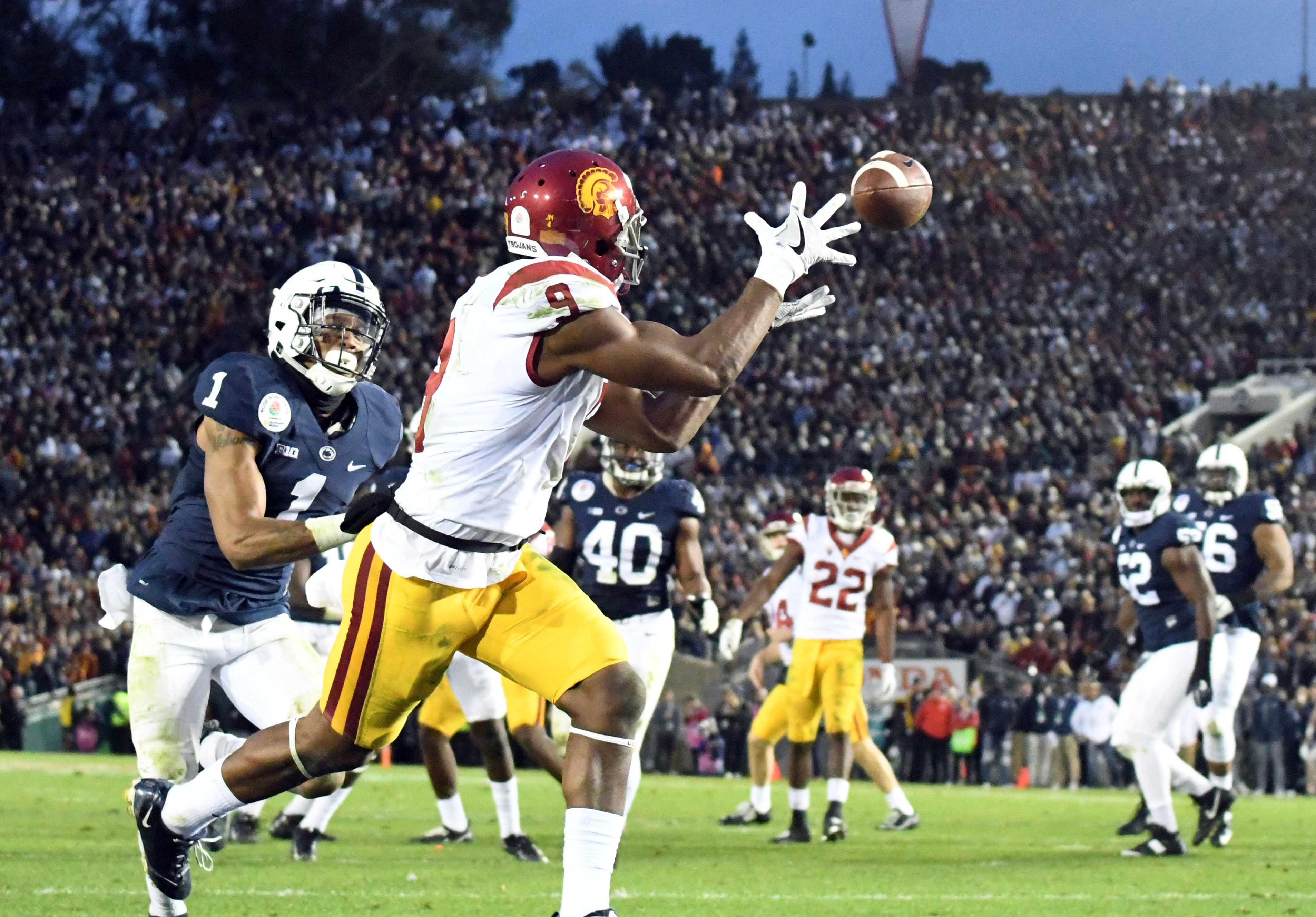 NCAA Football: Rose Bowl Game-Penn State vs Southern California