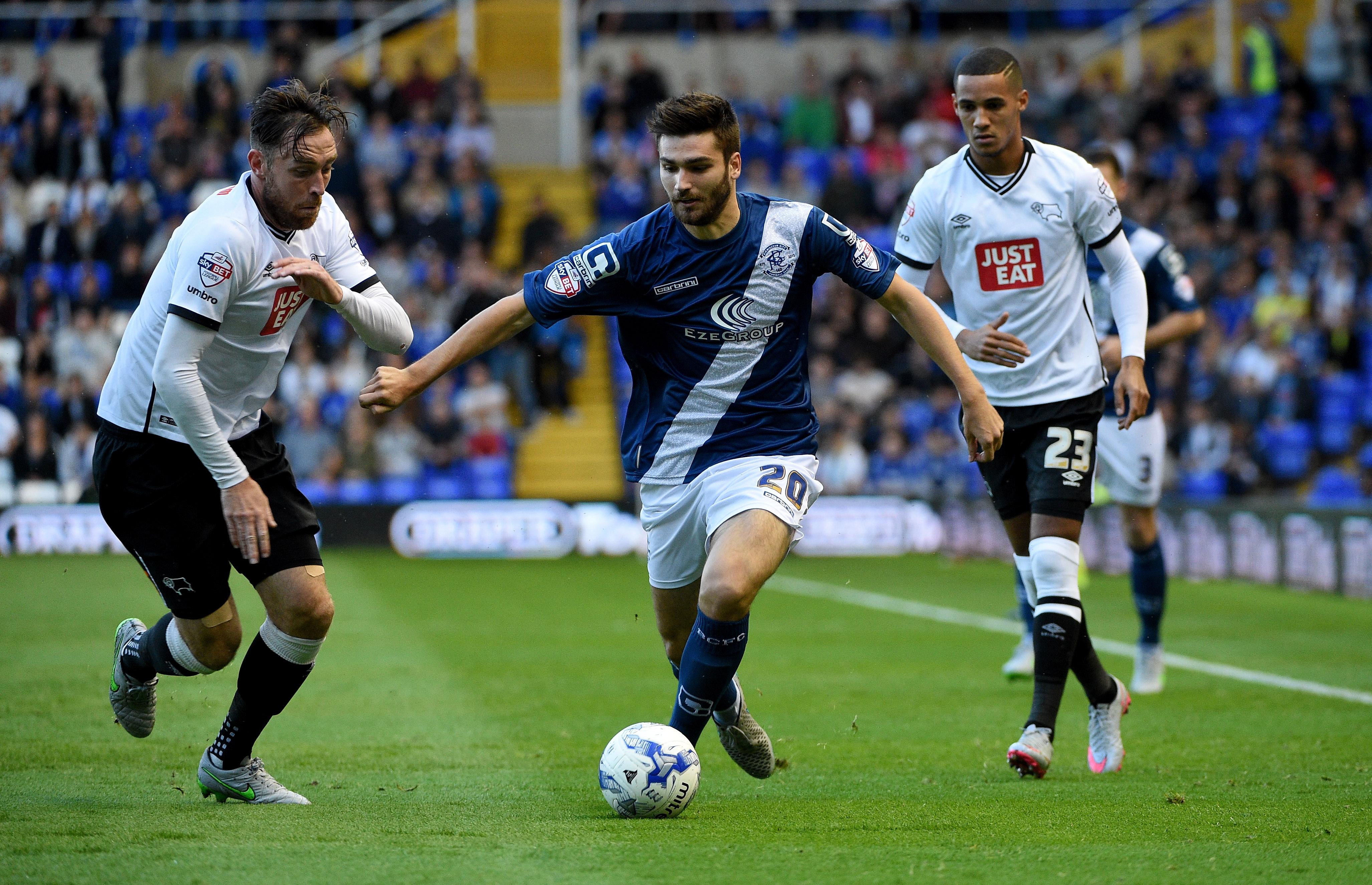 Birmingham City v Derby County - Sky Bet Championship
