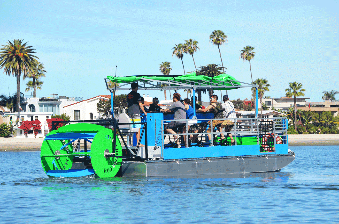 Michigan Pedal Pubs Are About to Hit the Water