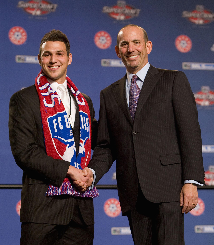 MLS 2009 Super Draft