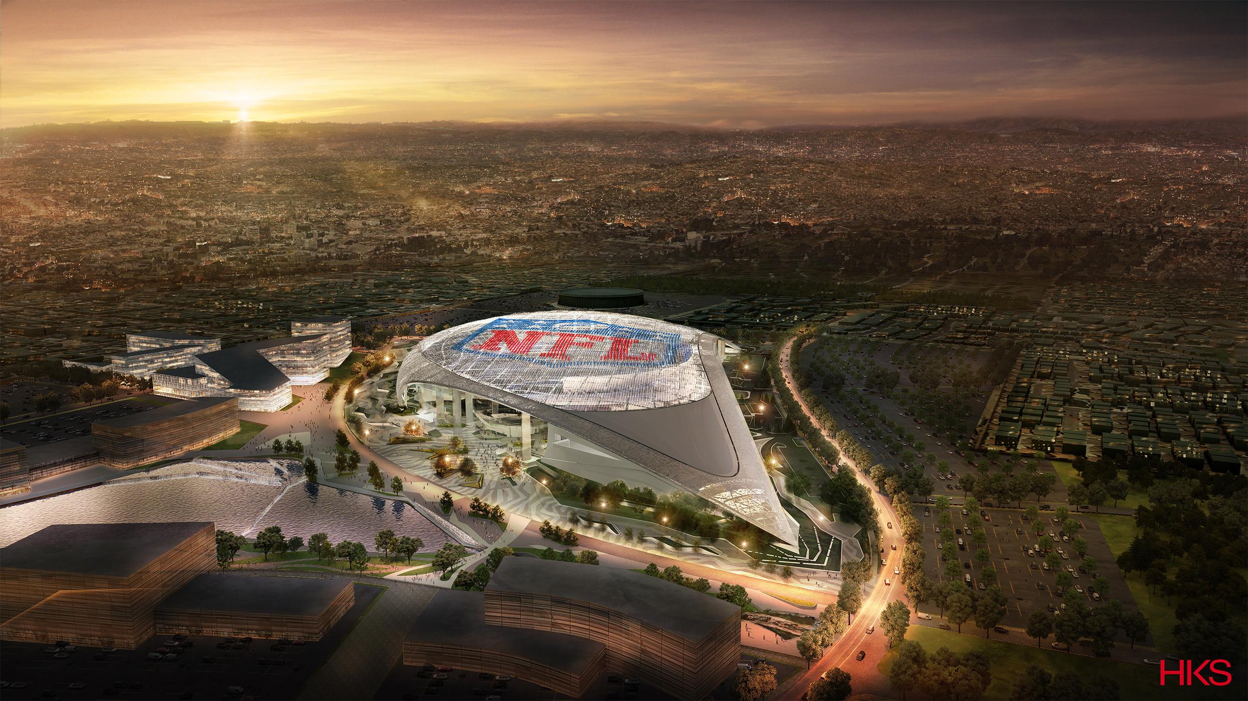 La Rams Stadium Curbed La