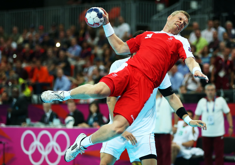 Olympics Day 12 - Handball