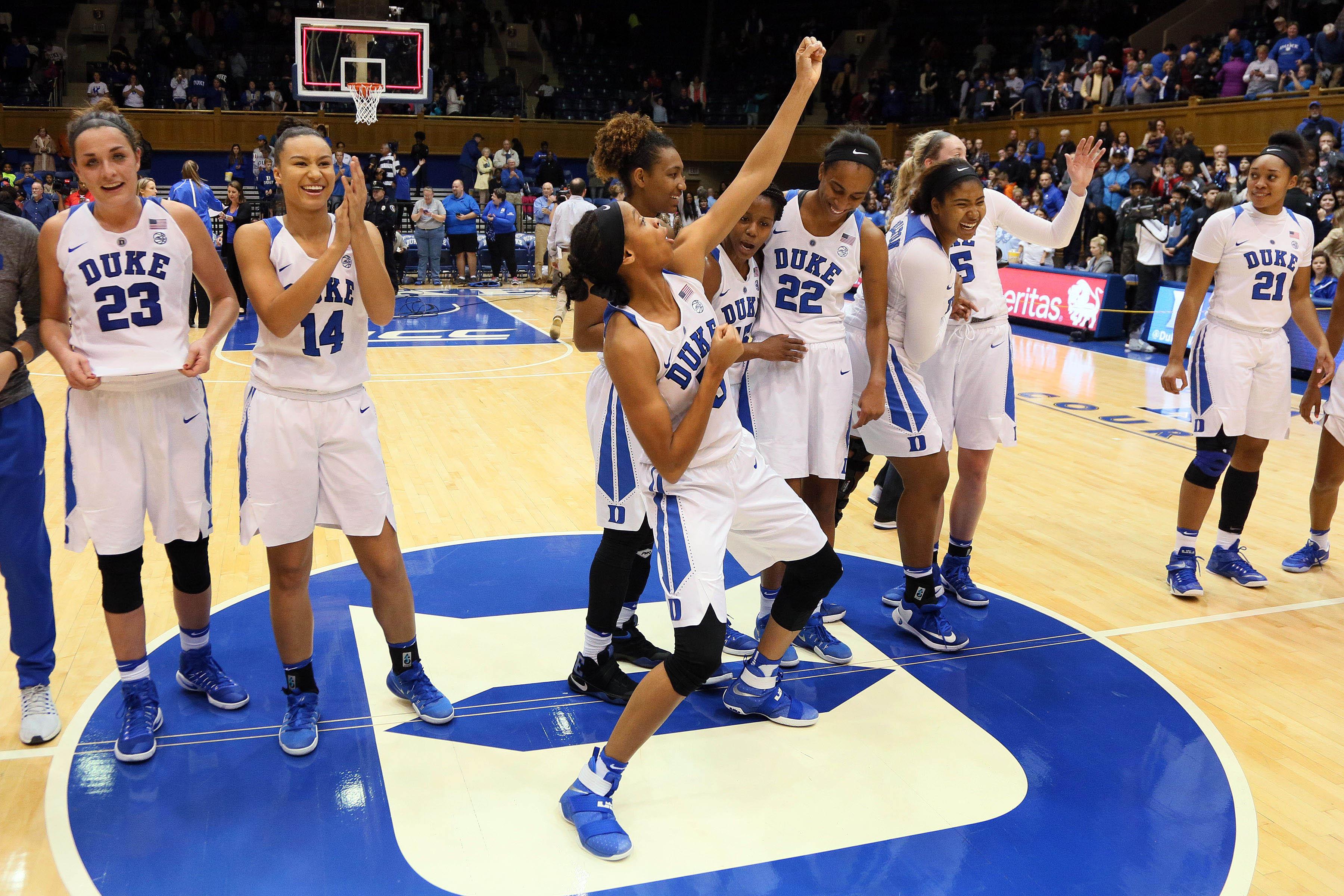 NCAA Womens Basketball: South Carolina at Duke
