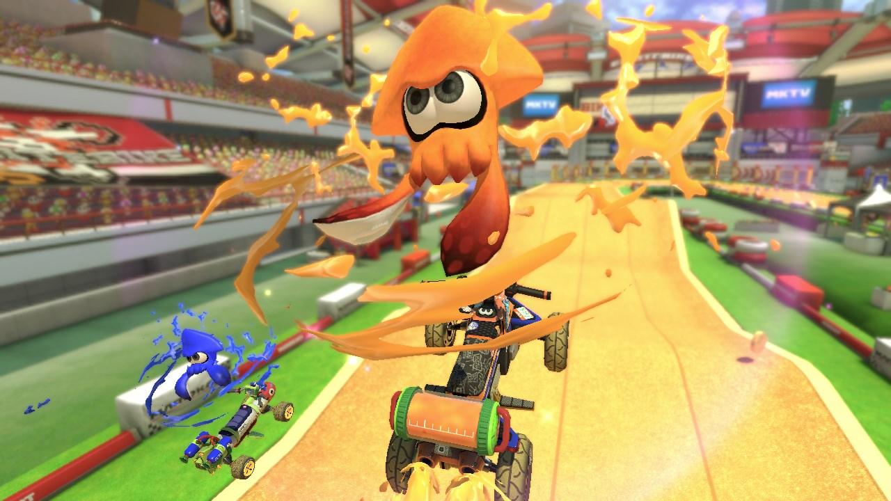 Mario Kart 8 Deluxe for Nintendo Switch confirmed