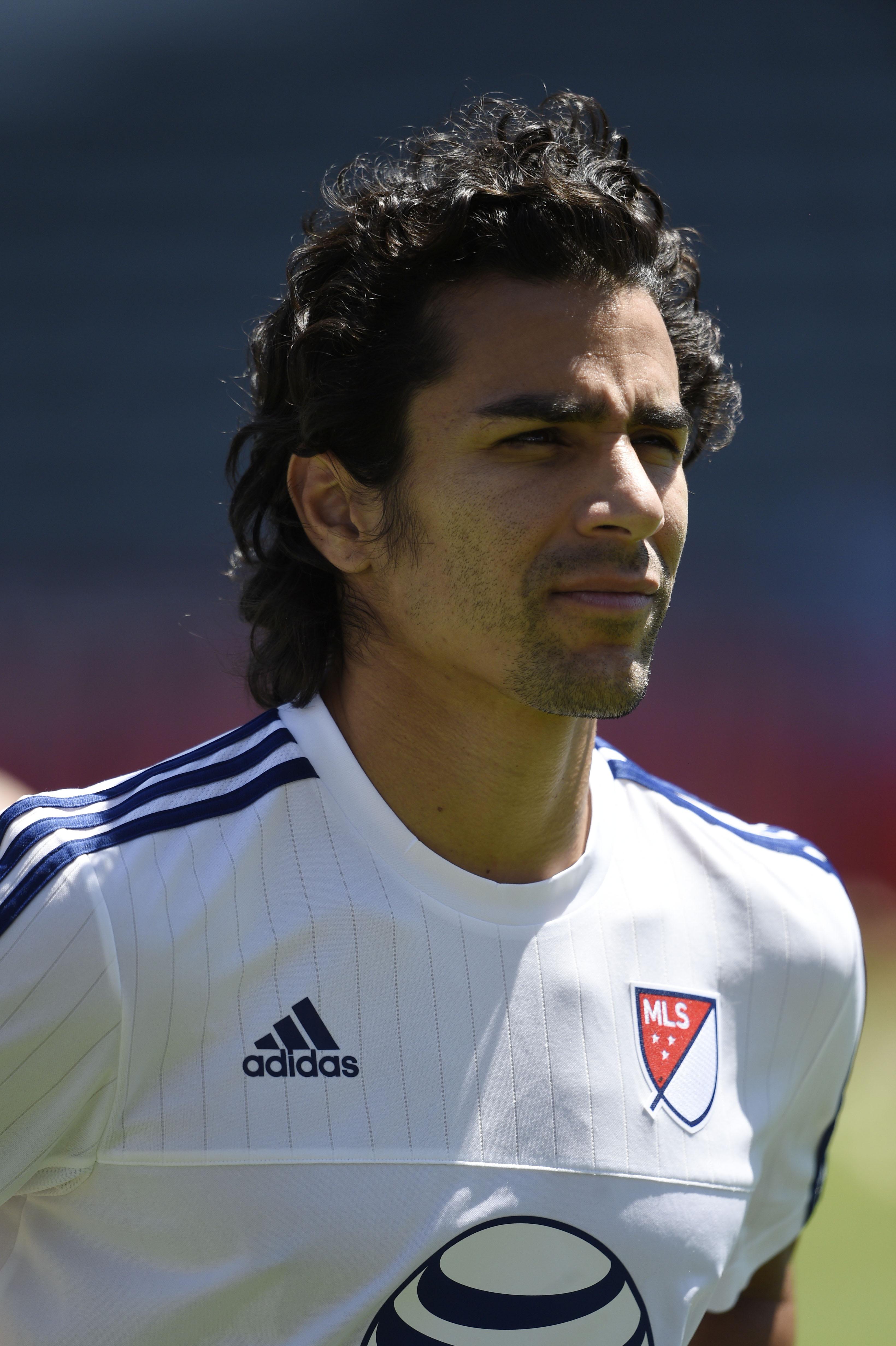 MLS: All-Star and Tottenham Training