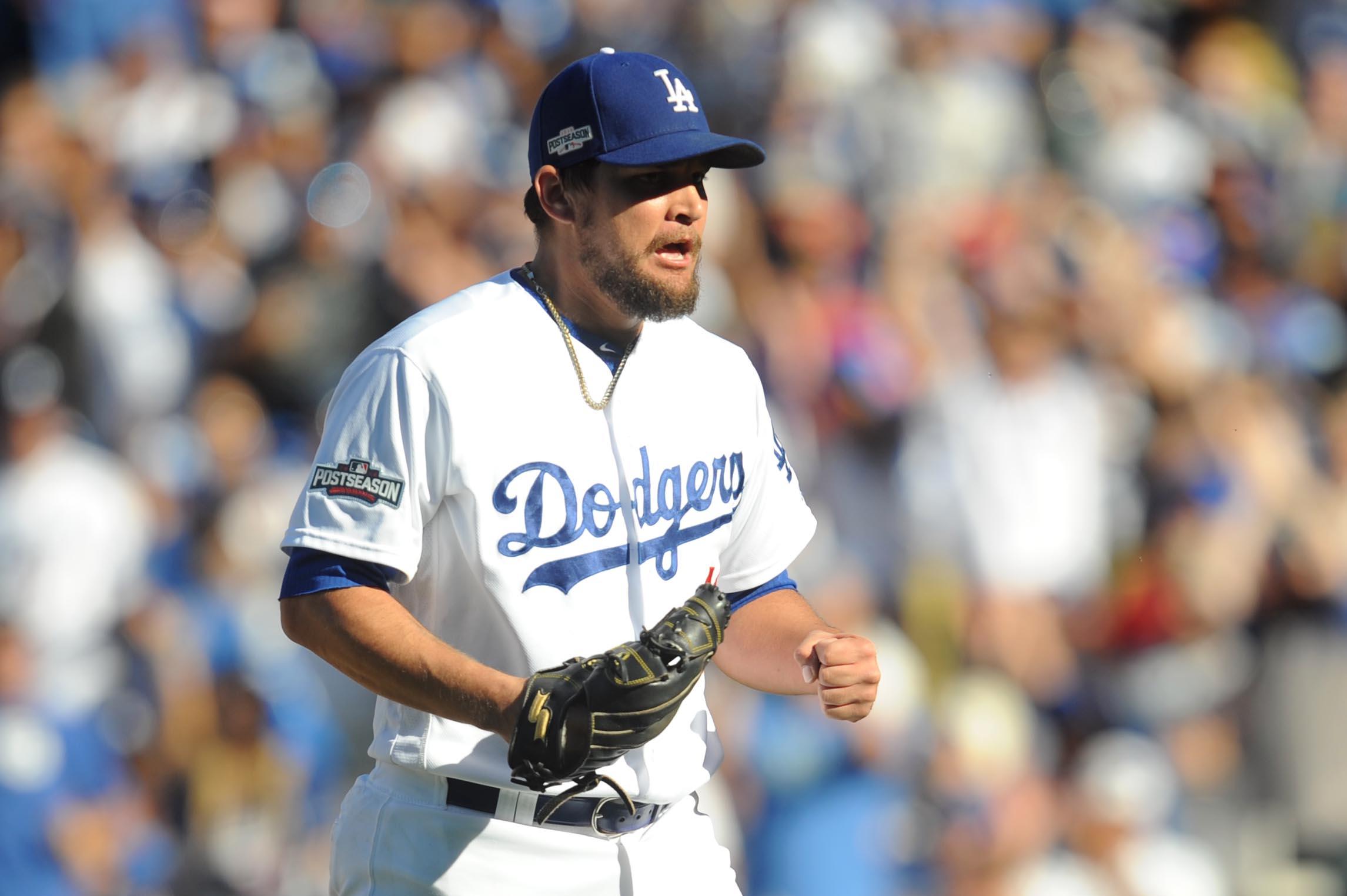 MLB: NLDS-Washington Nationals at Los Angeles Dodgers