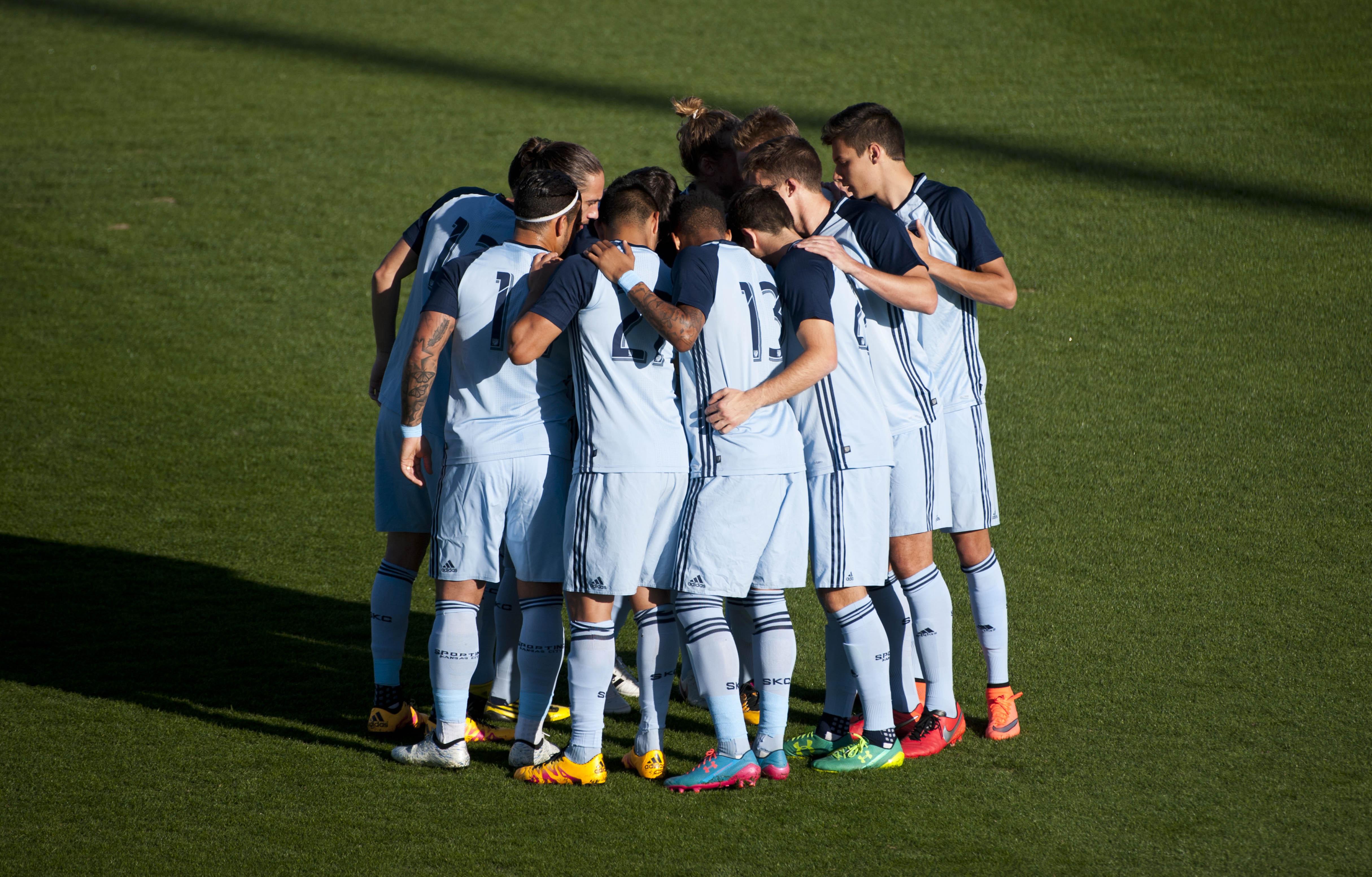 MLS: Preseason-Houston Dynamo vs Sporting Kansas City