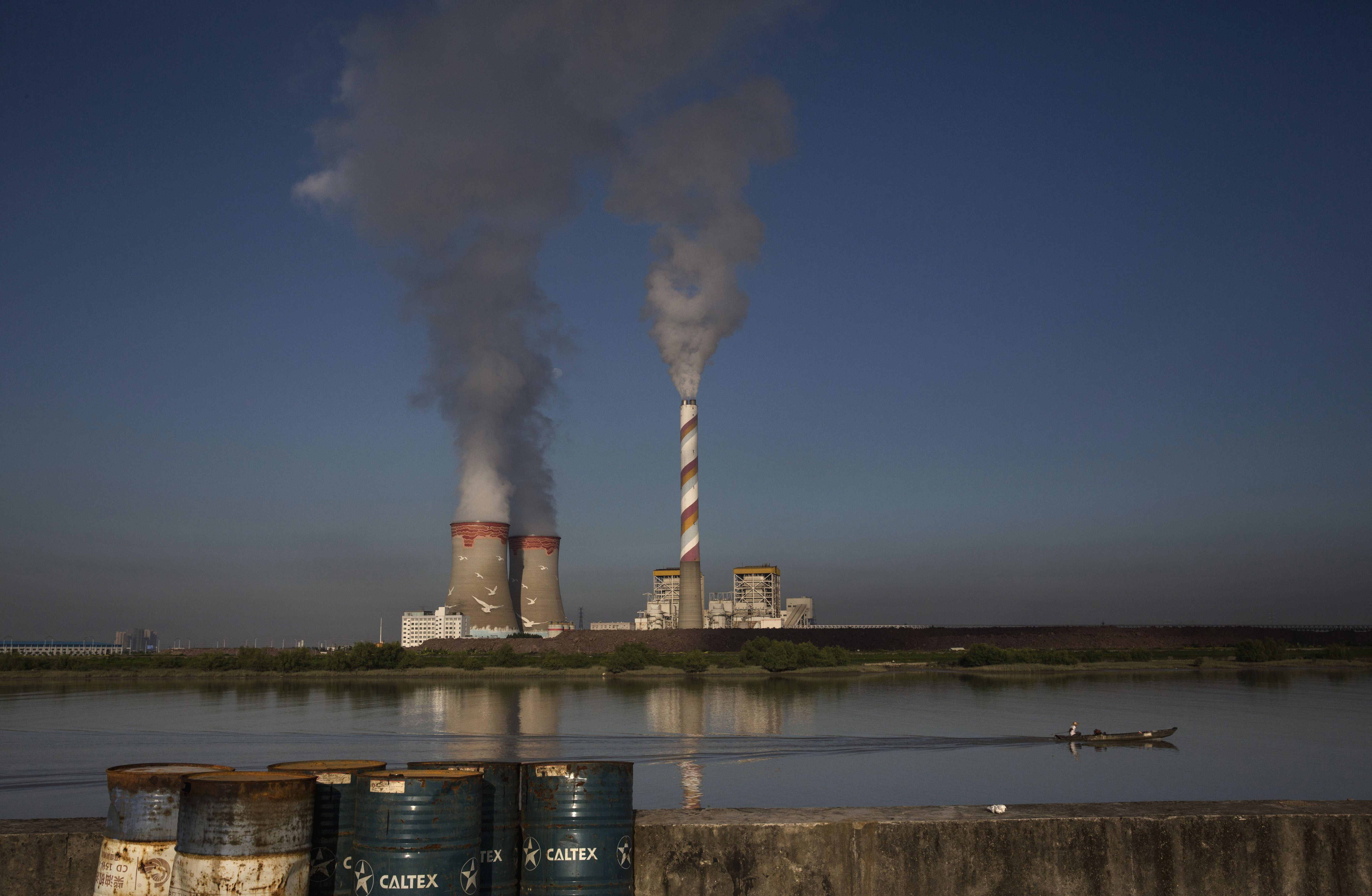 China's war on coal continues — the country just canceled 104 new coal plants