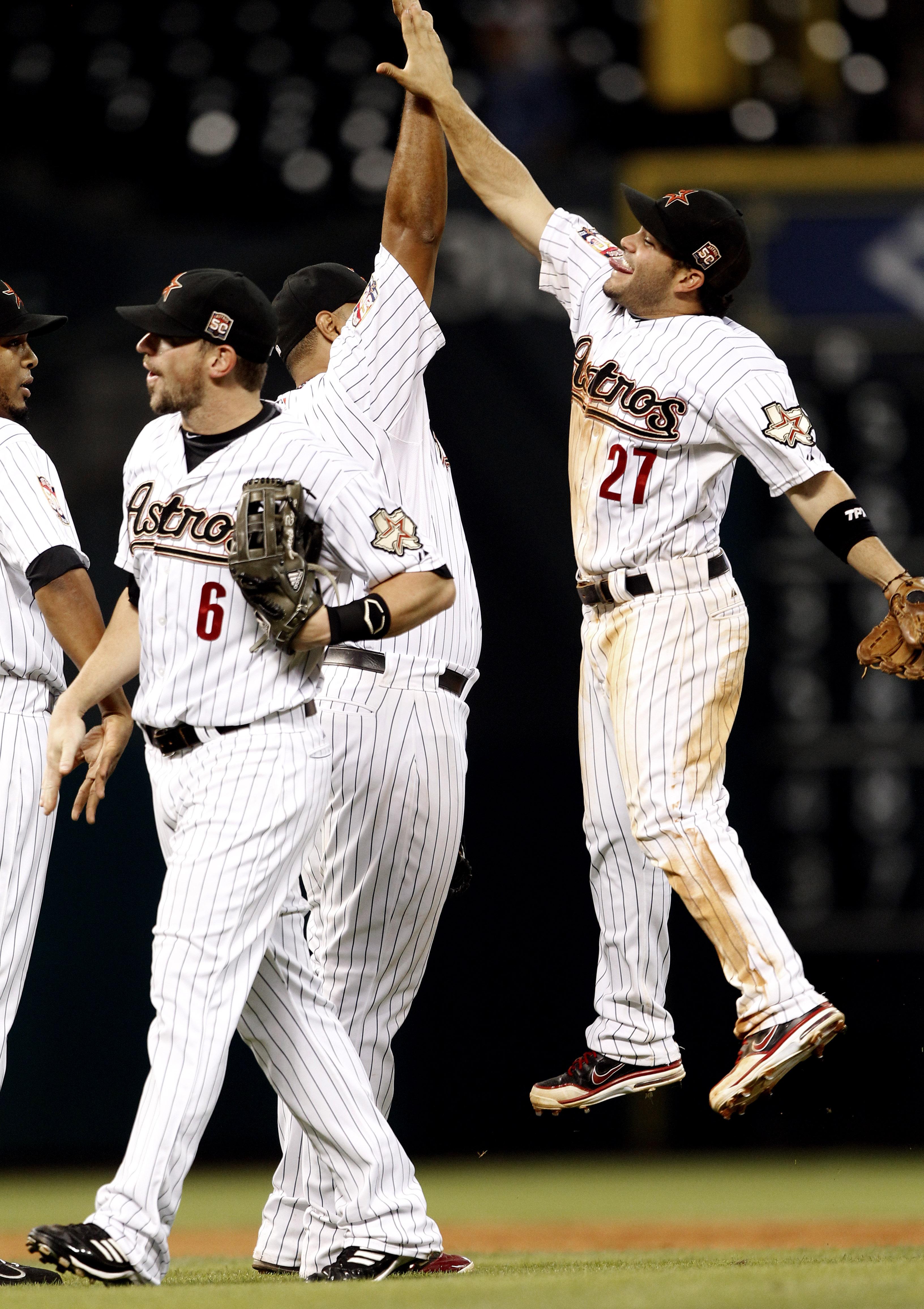 Milwaukee Brewers v Houston Astros