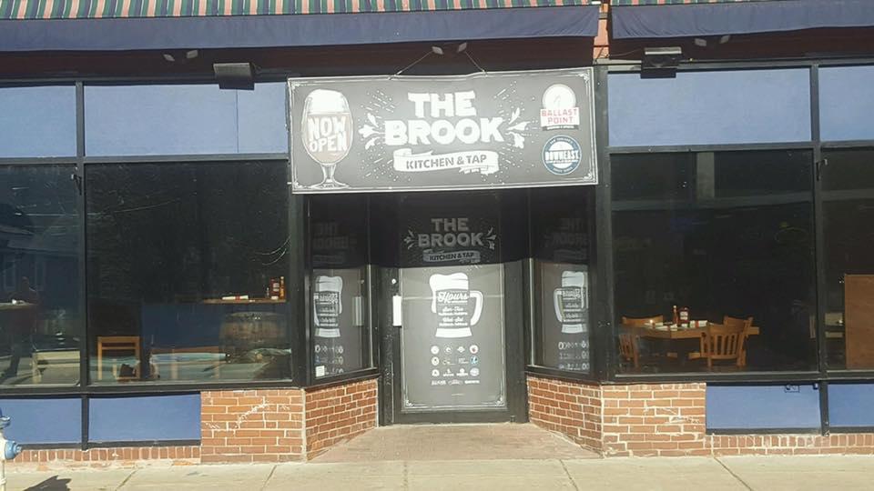 The Brook Kitchen & Tap, Maynard