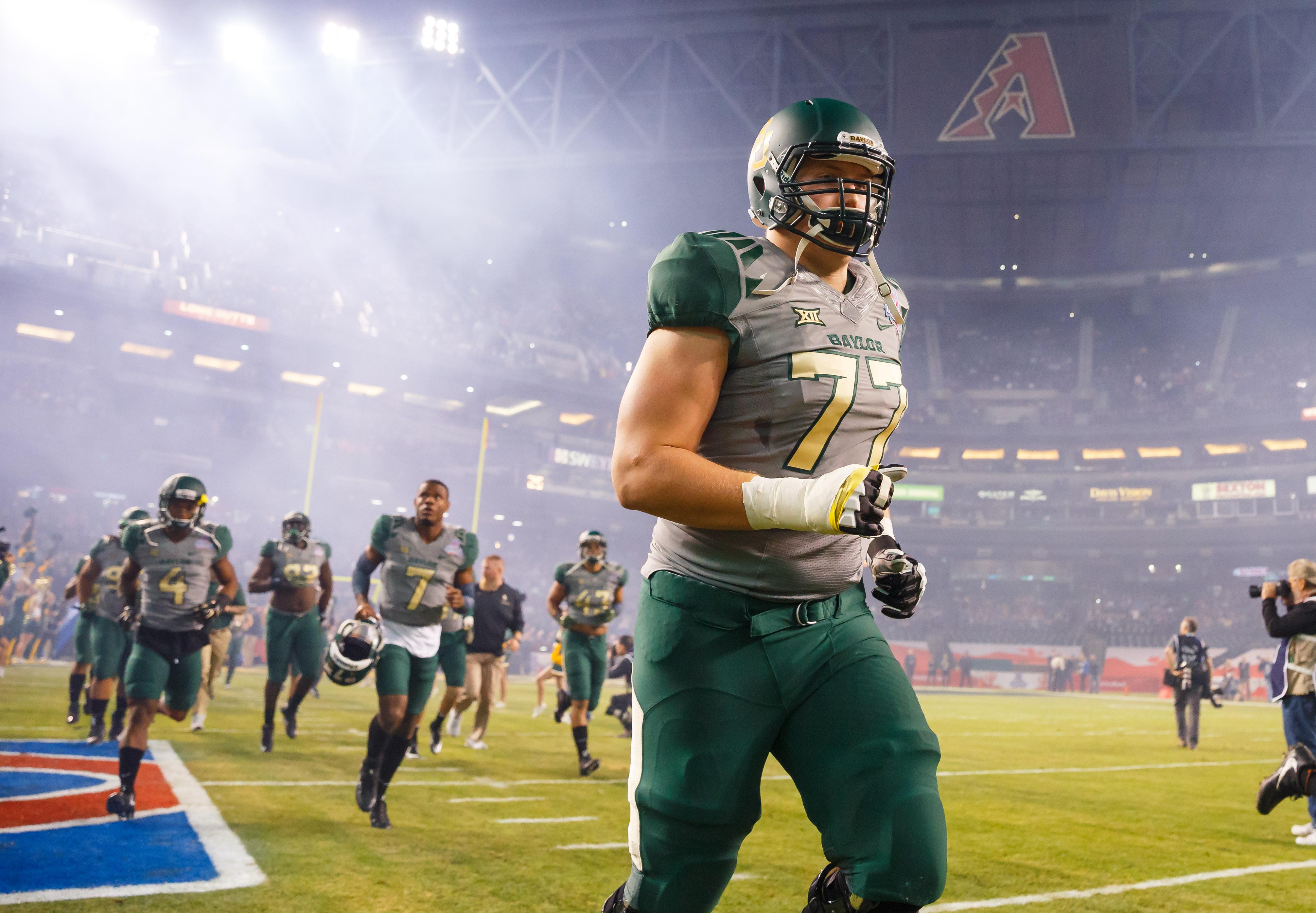 NCAA Football: Cactus Bowl-Boise State vs Baylor