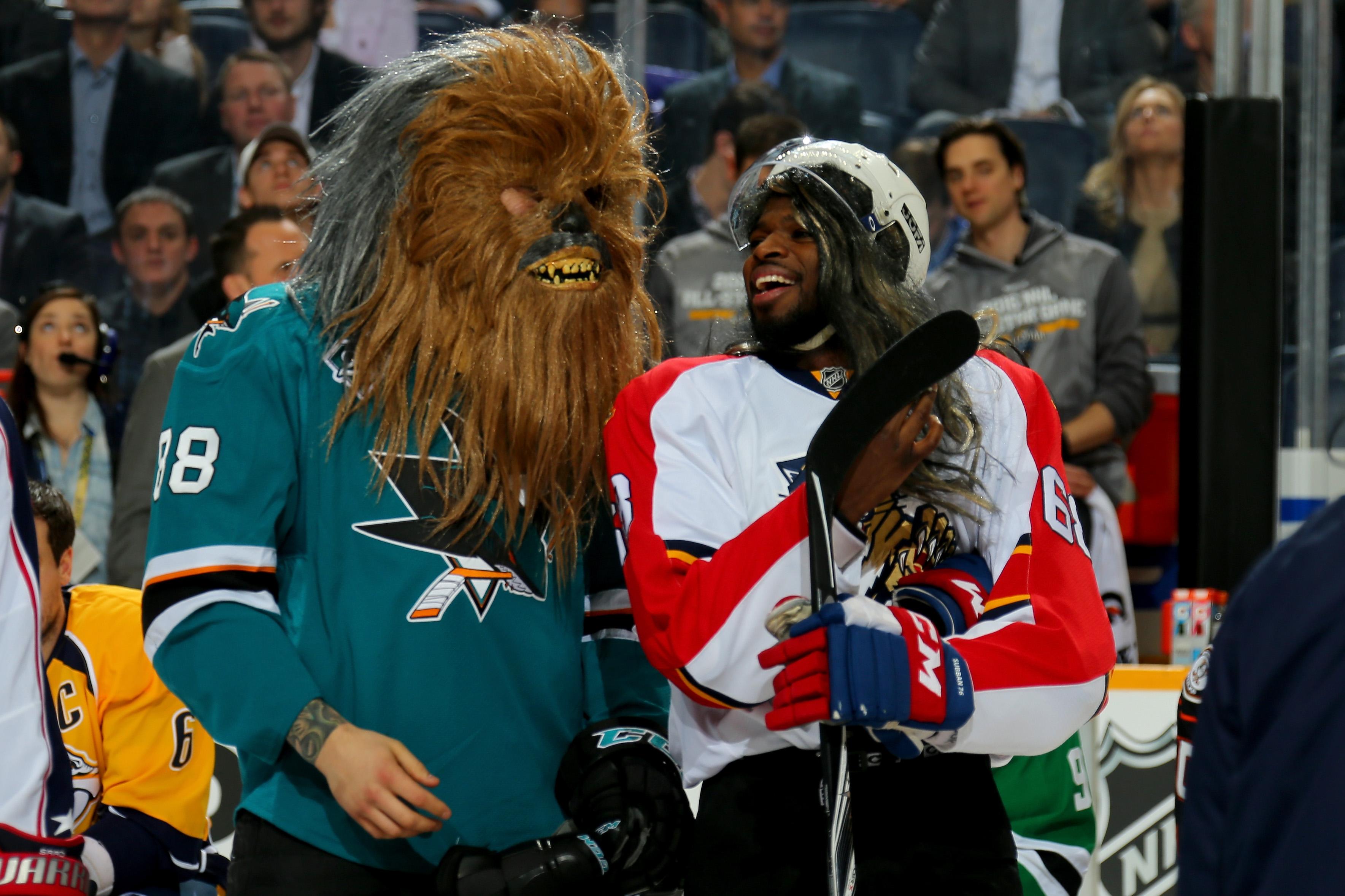 2016 Honda NHL All-Star Skill Competition - DraftKings NHL Accuracy Shooting