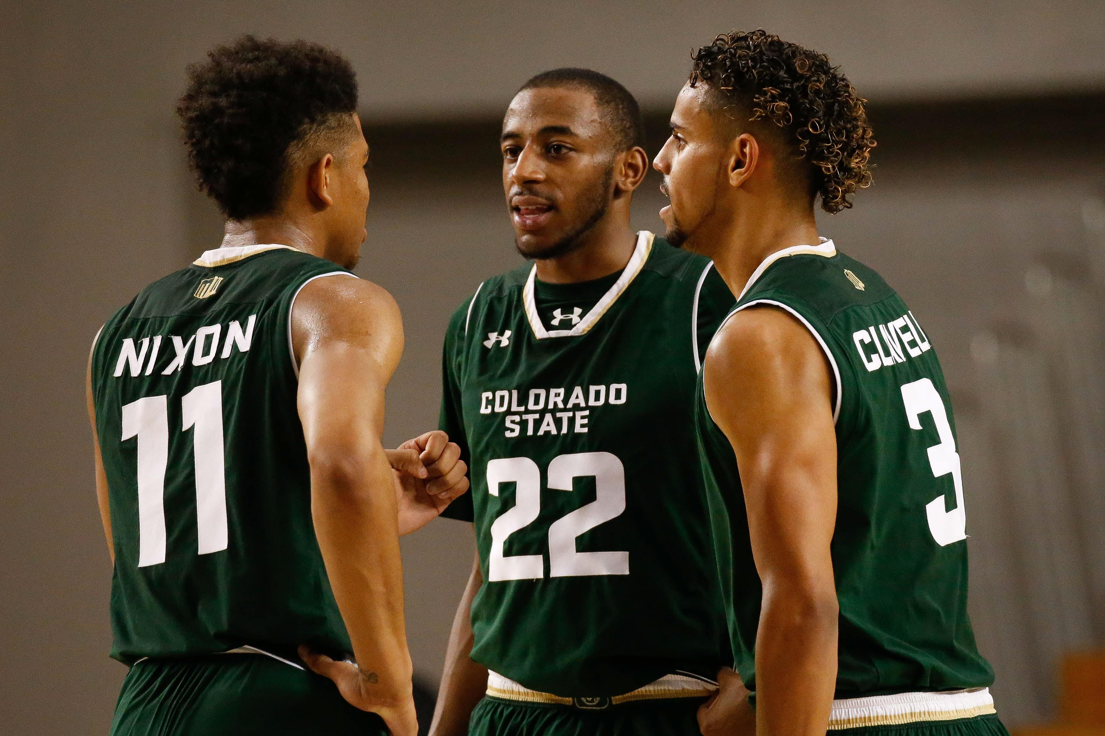 NCAA Basketball: Colorado State at San Jose State