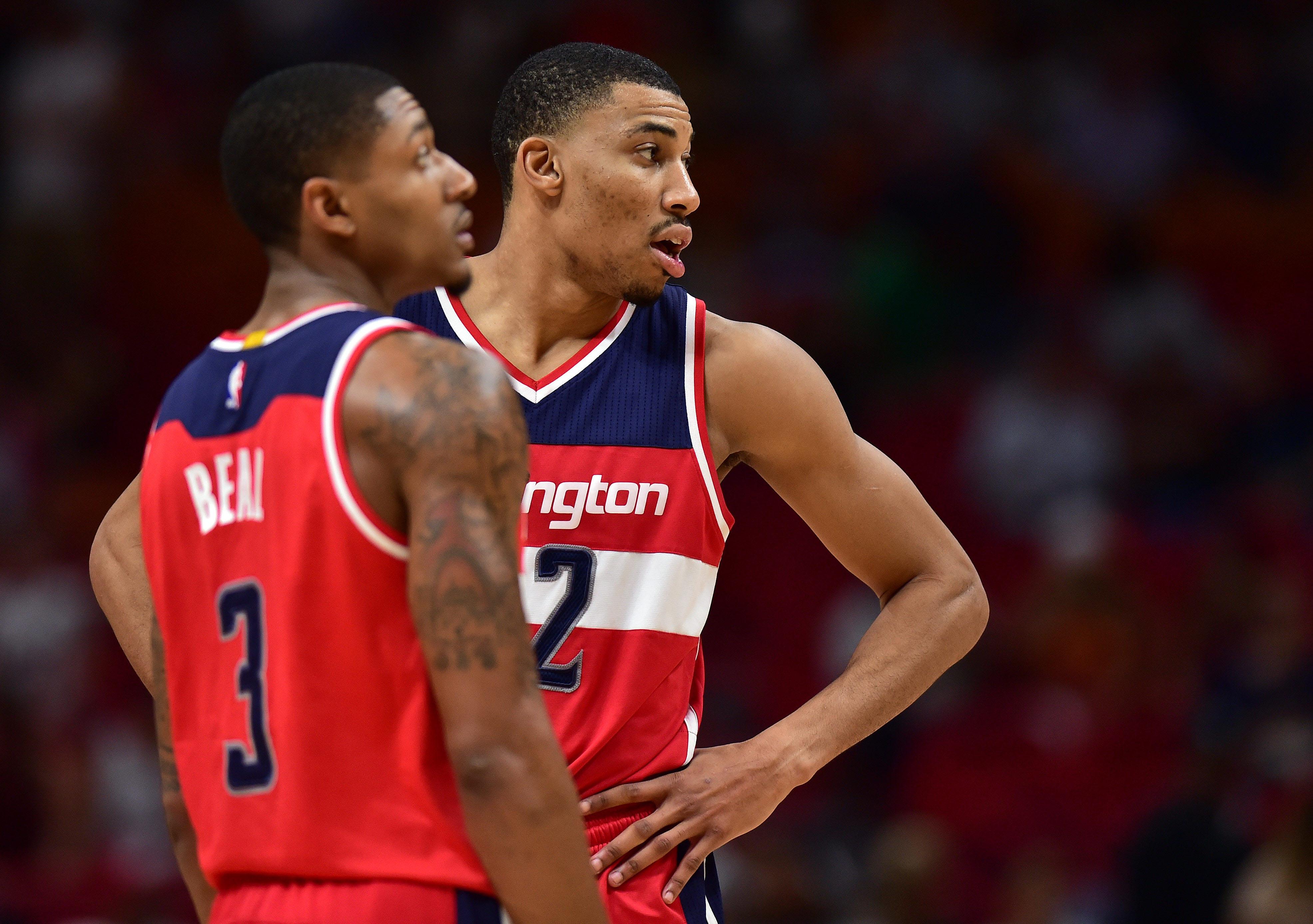 NBA: Washington Wizards at Miami Heat
