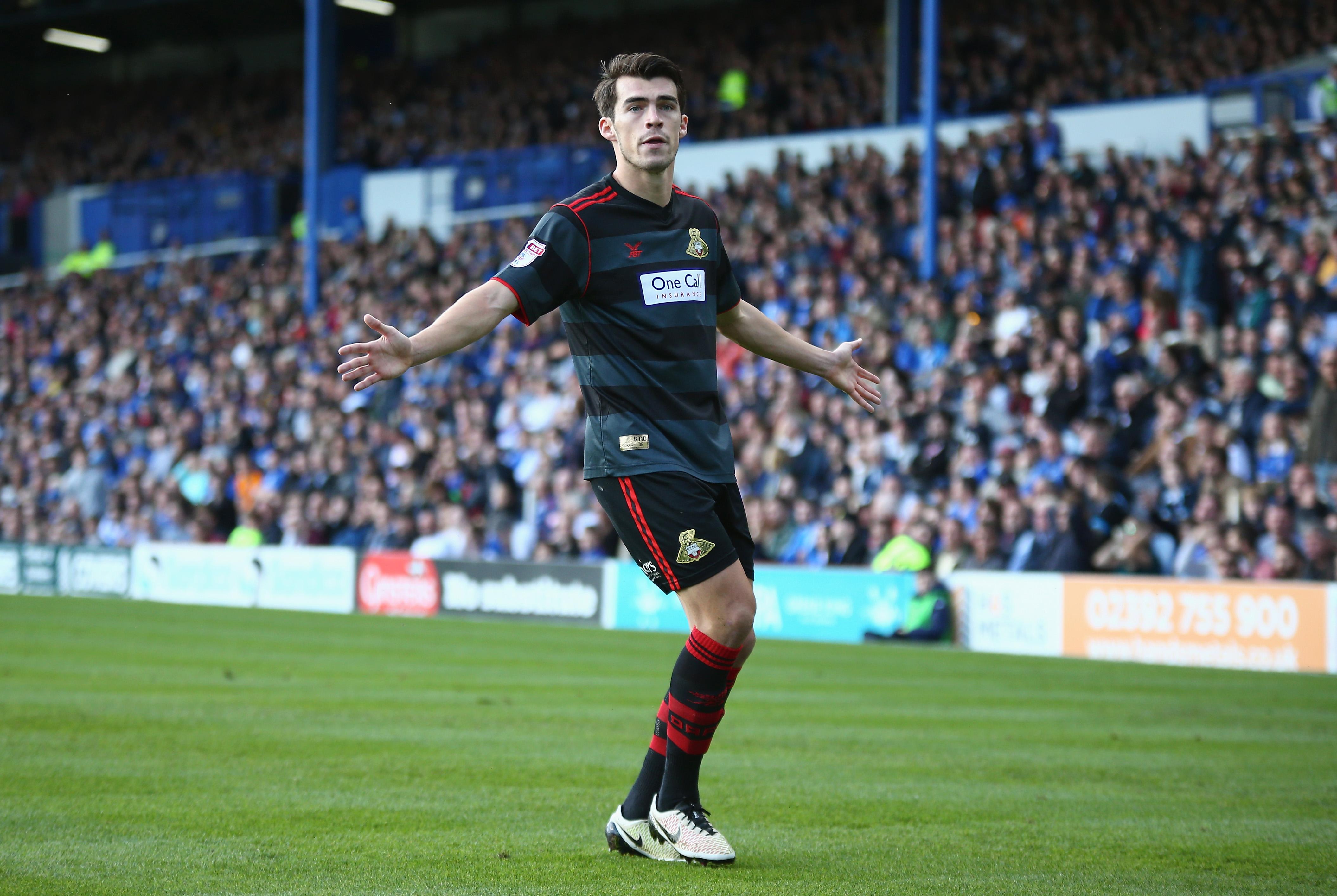 Portsmouth v Doncaster Rovers - Sky Bet League Two