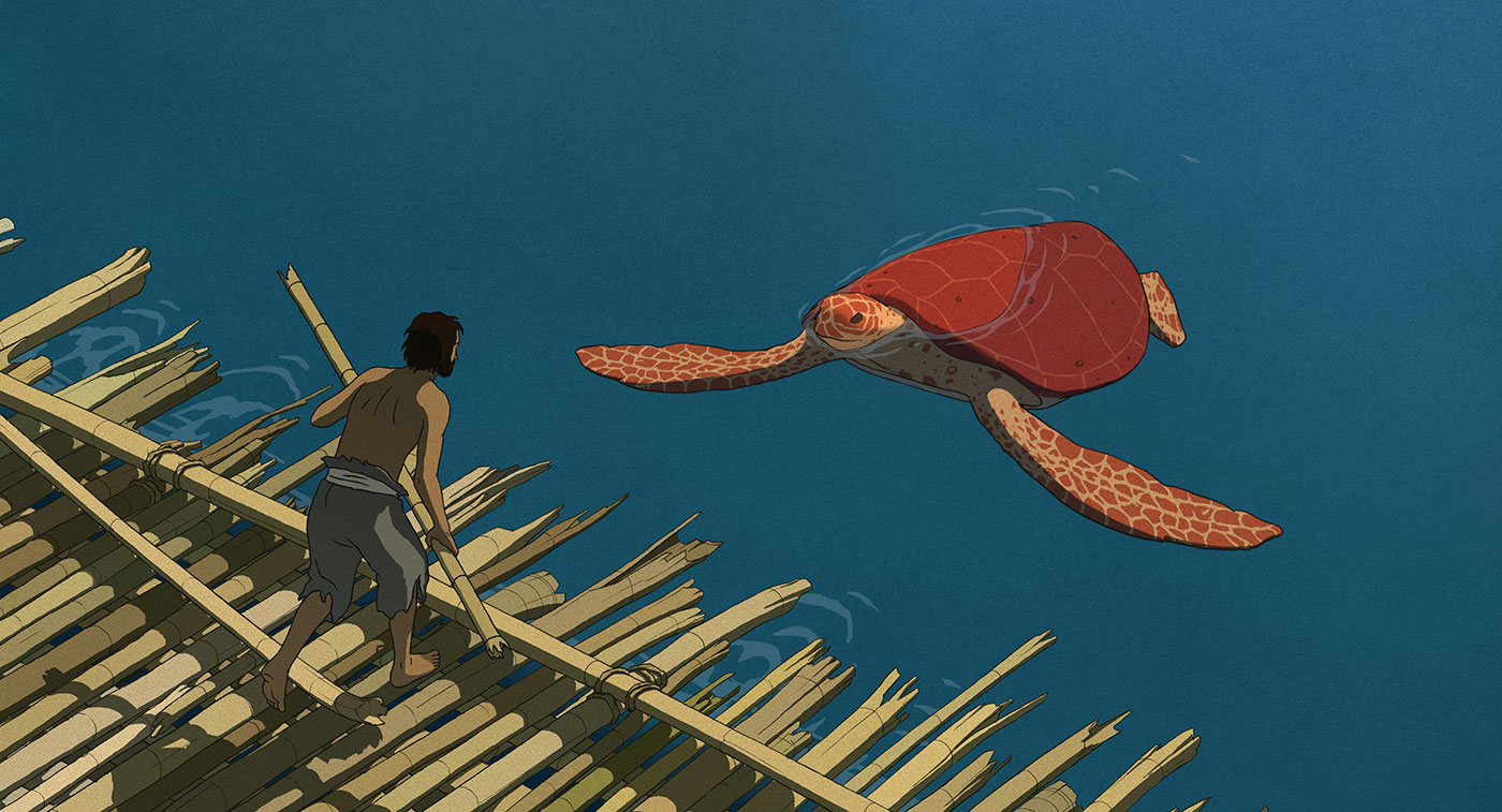 The Red Turtle is a breathtaking example of what animation is capable of achieving
