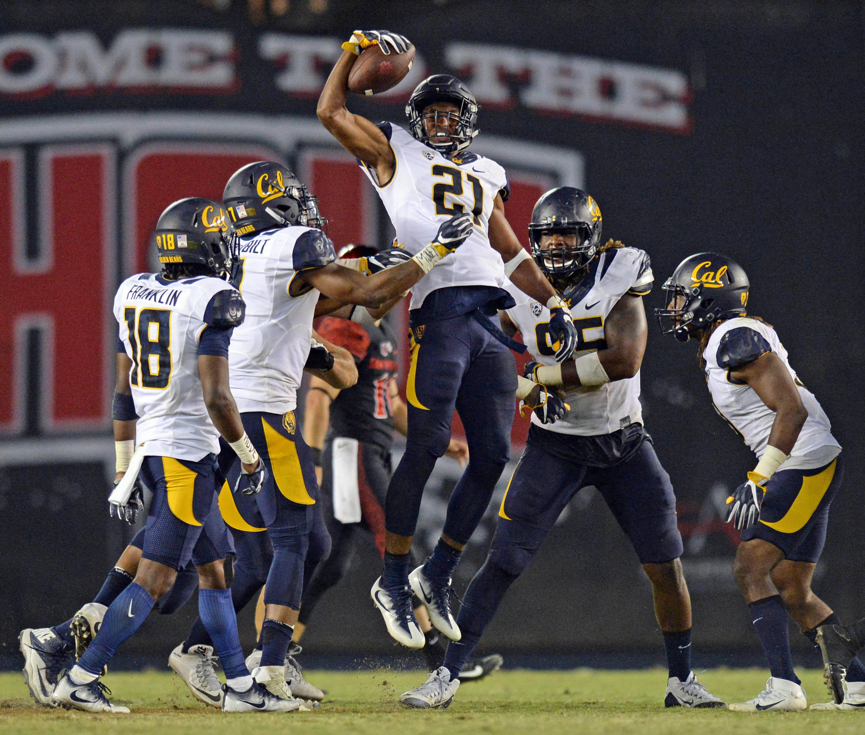NCAA Football: California at San Diego State