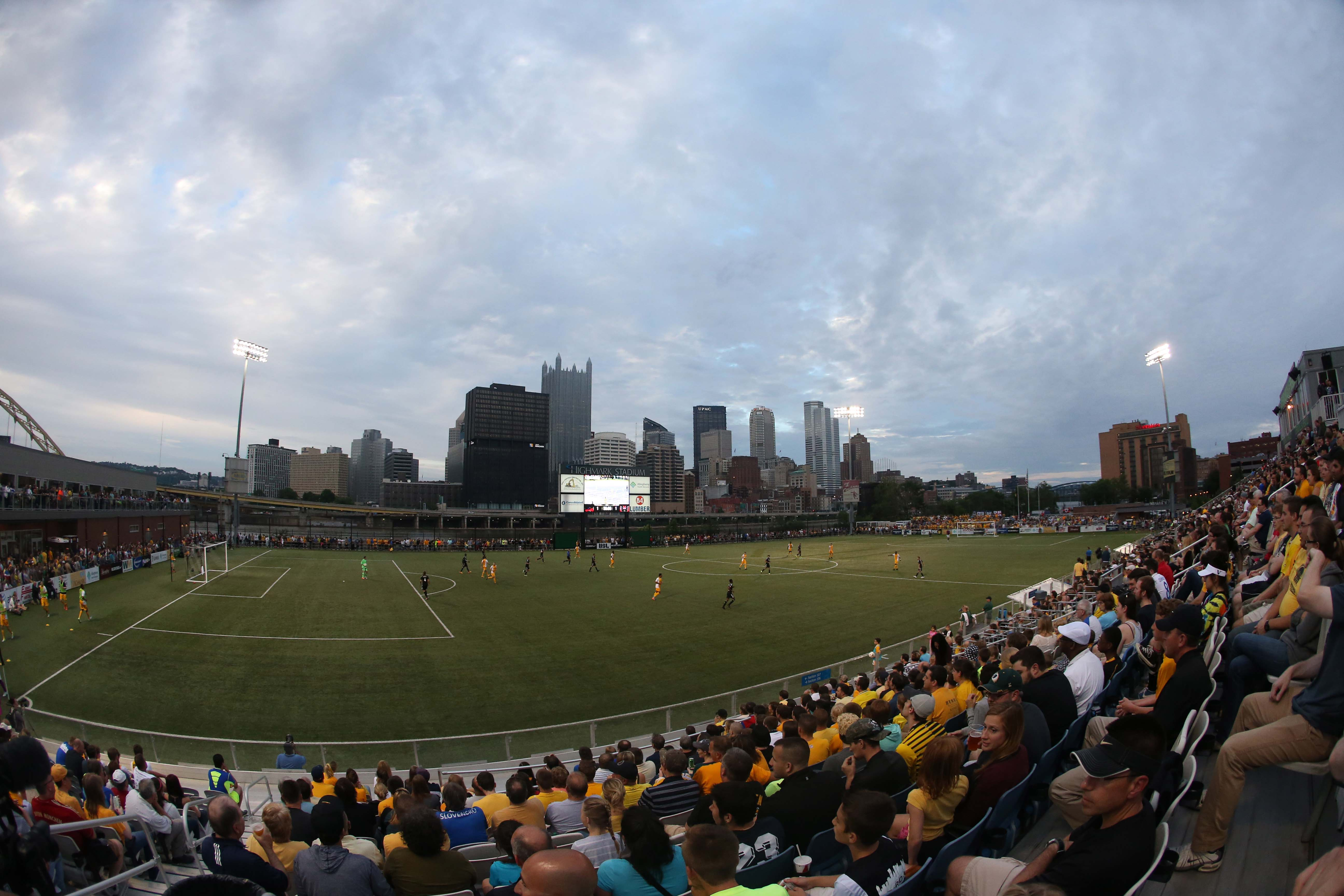 MLS: U.S. Open Cup-D.C. United at Pittsburgh Riverhounds