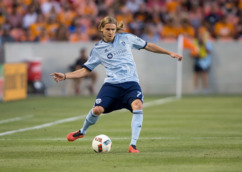 MLS: Sporting KC at Houston Dynamo