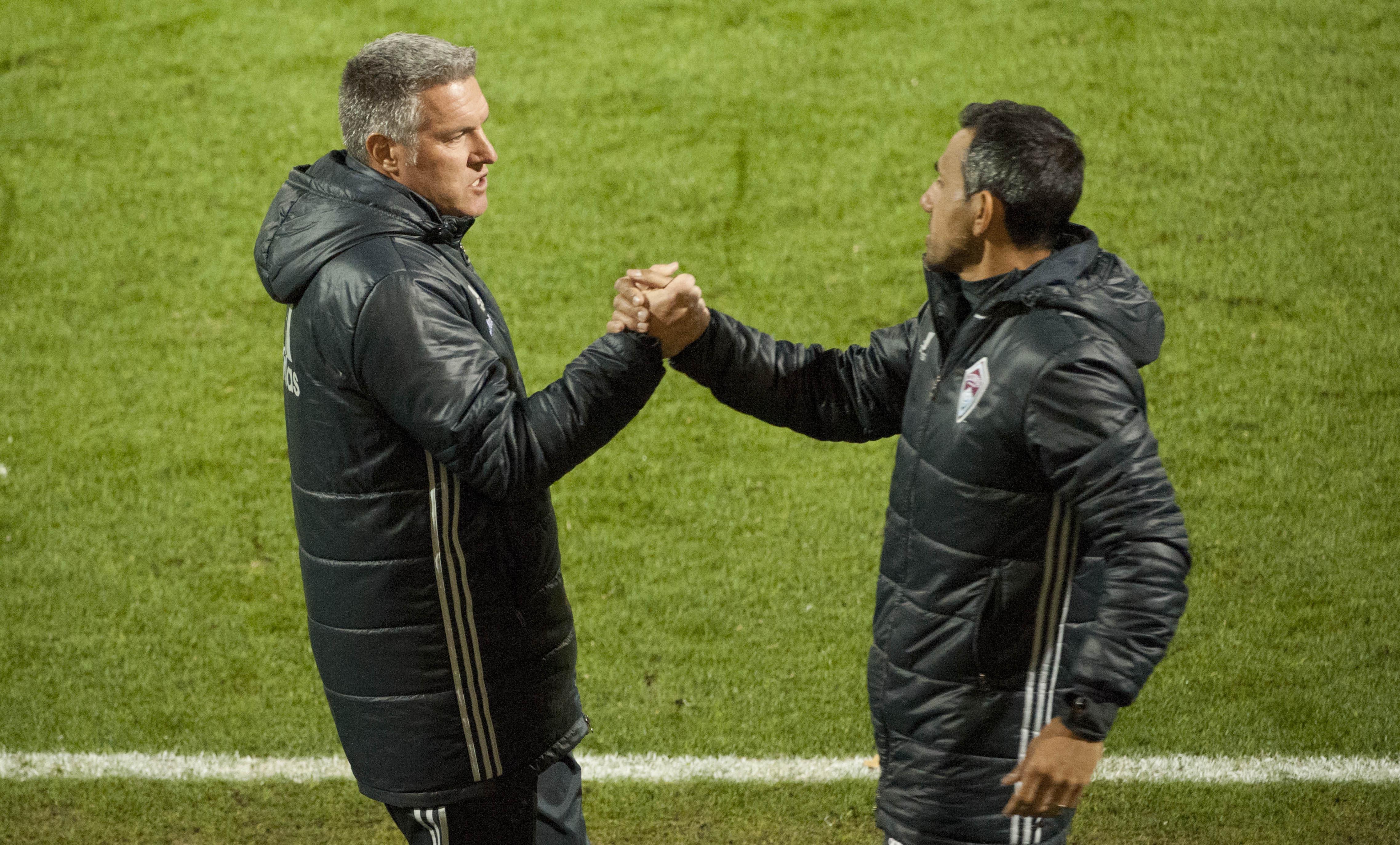 MLS: Preseason-Colorado Rapids vs Sporting Kansas City