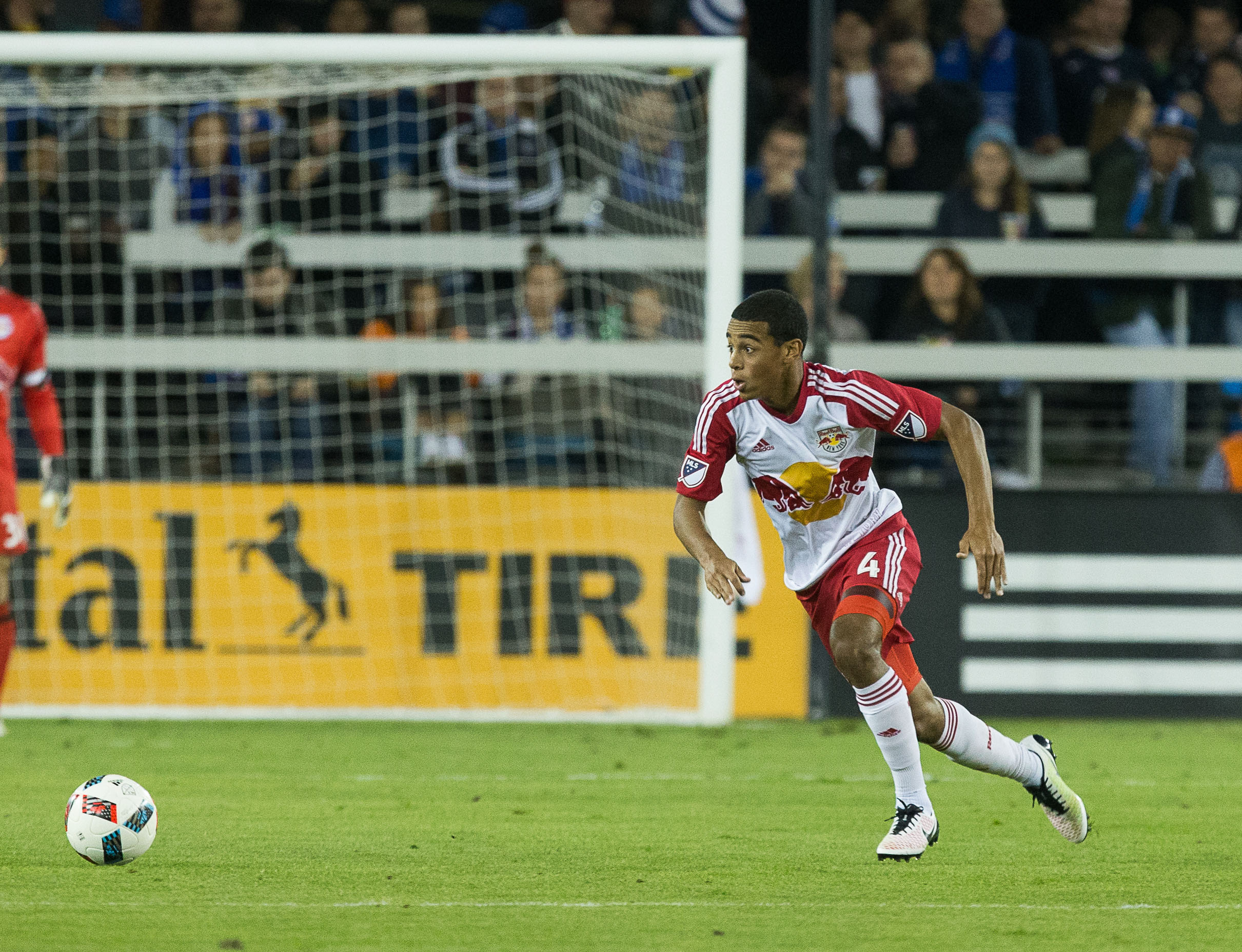 MLS: New York Red Bulls at San Jose Earthquakes