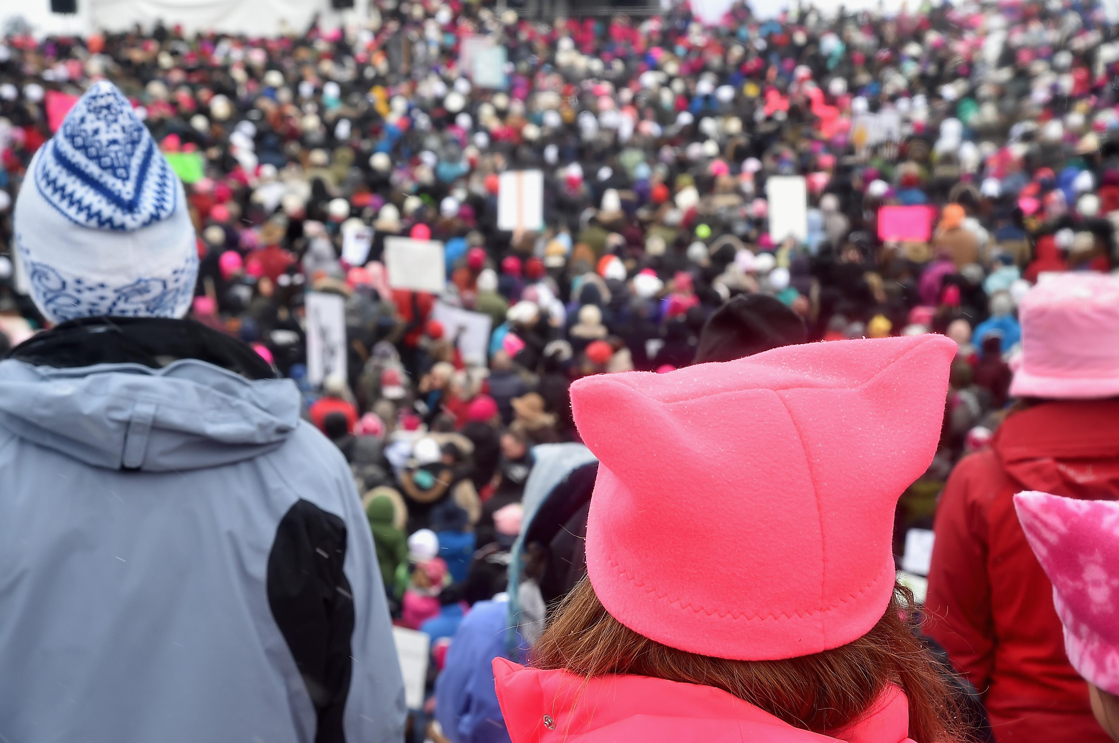 Women's March On Main - Park City 2017