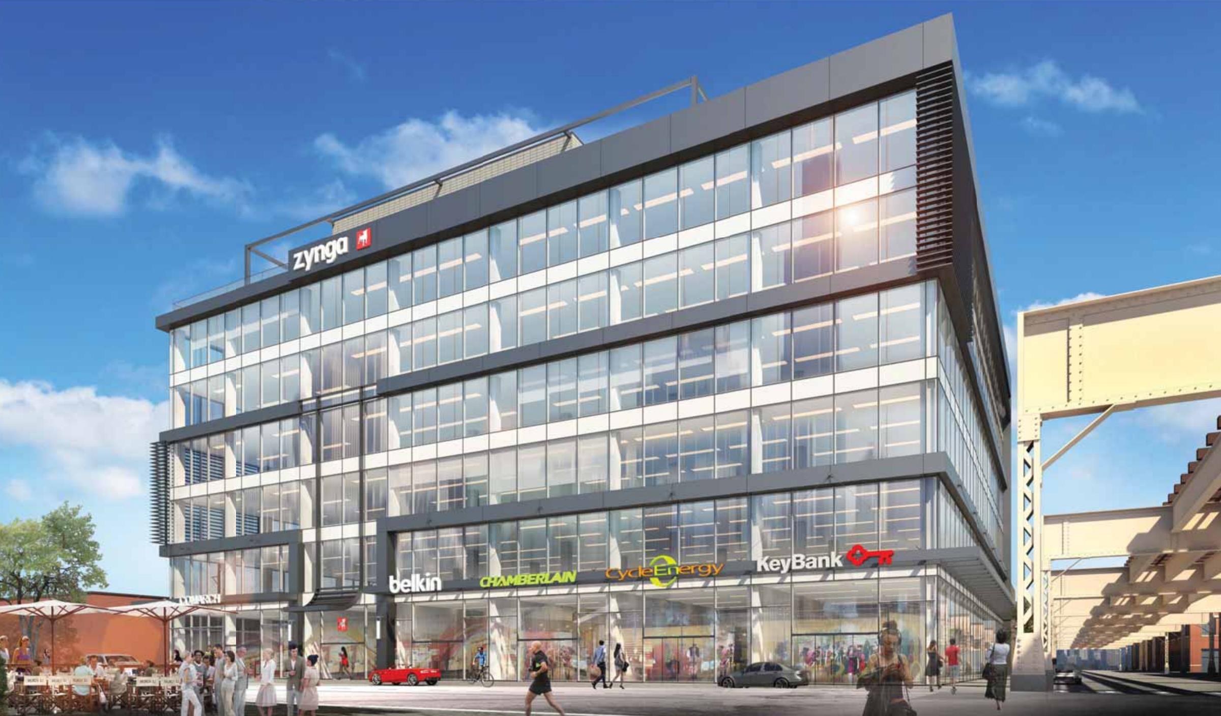 Revised fulton market office plan to debut this week