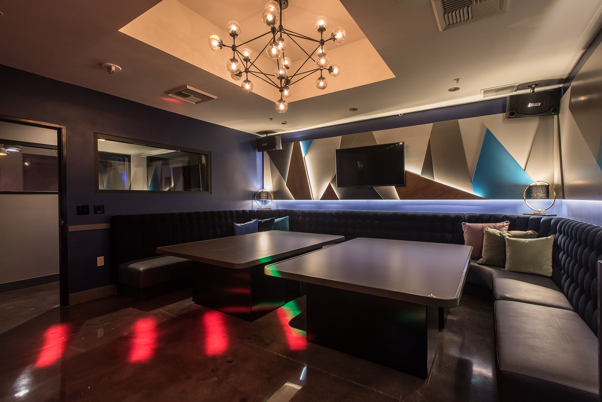 Revel in The Venue, Koreatown's Hippest Hidden Party Palace