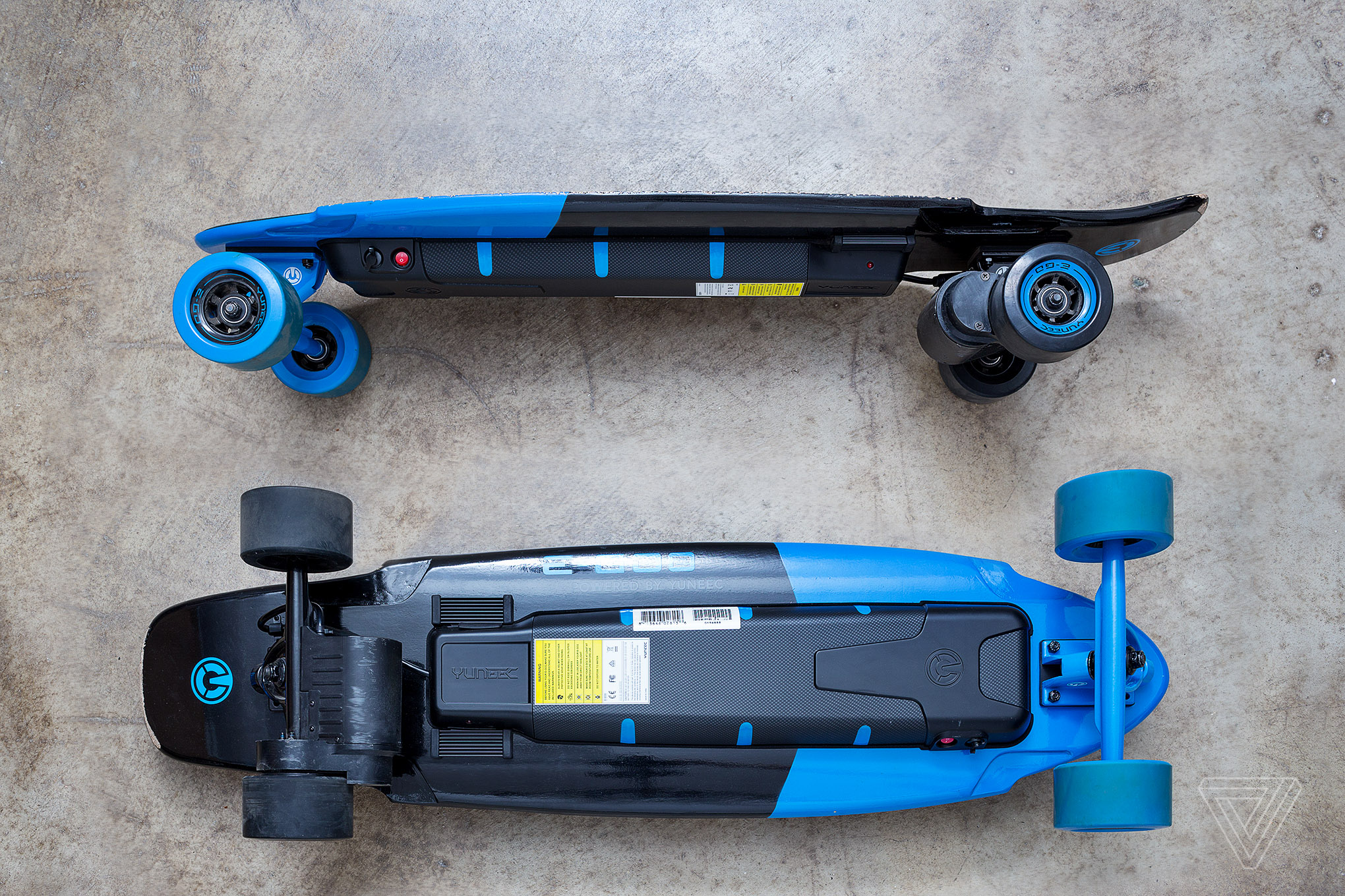 Cheap Electric Skateboard >> Yuneec E Go2 Review An Extremely Reasonable Electric Skateboard