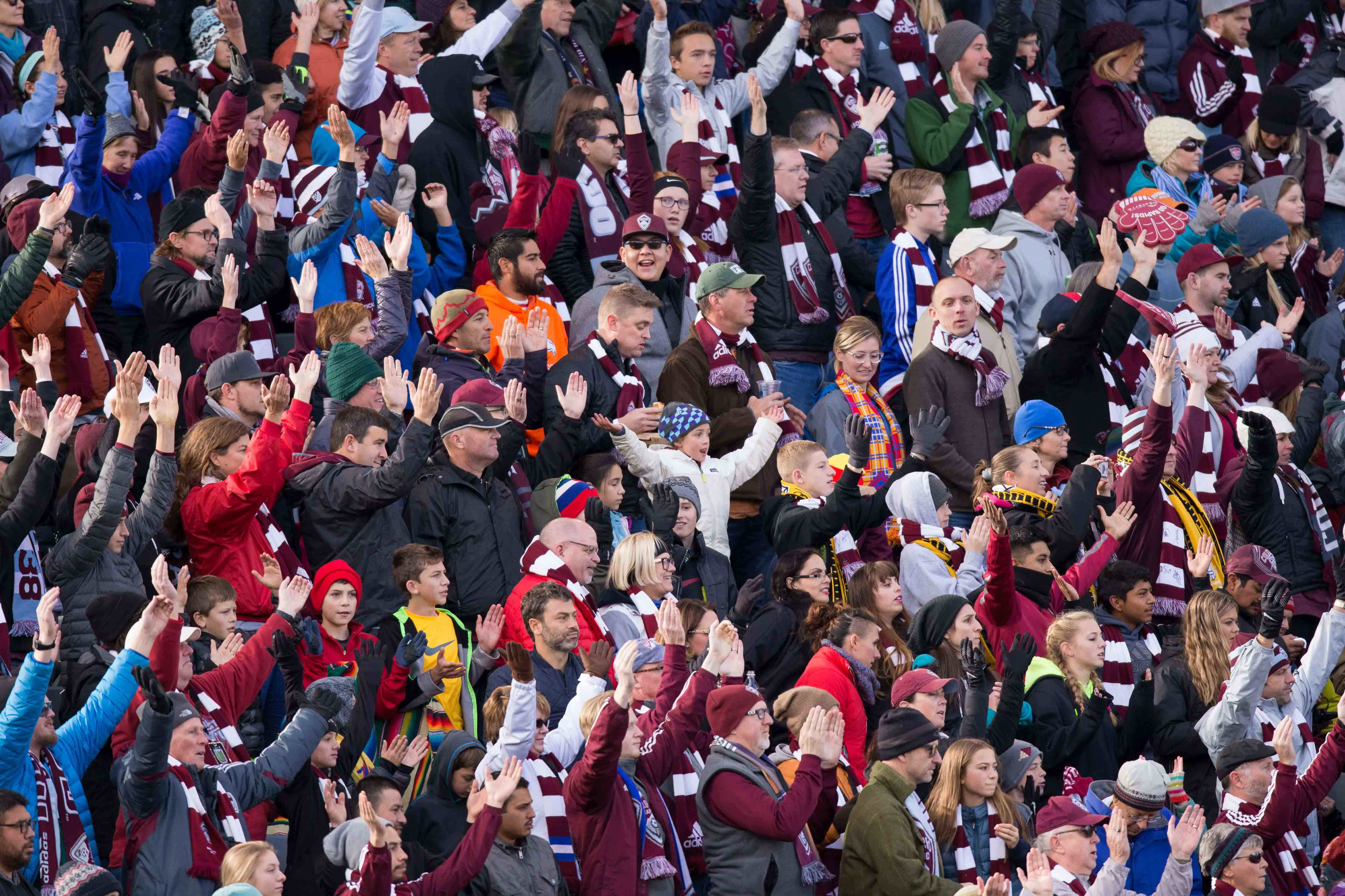 MLS: Western Conference Championship-Seattle Sounders at Colorado Rapids