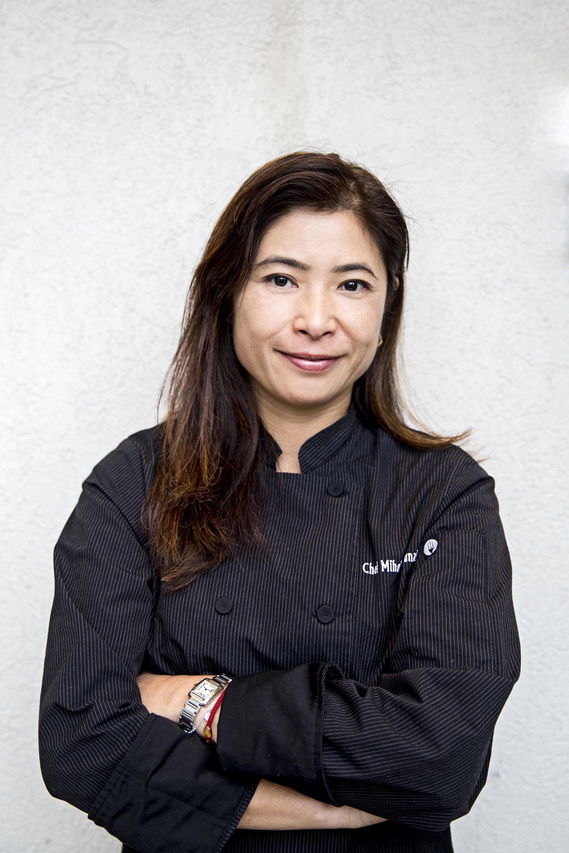 Mihoko Obunai.