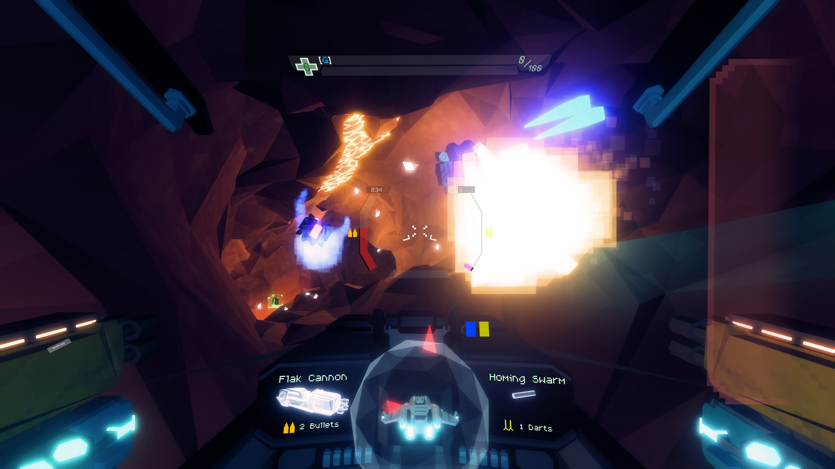 Spiritual successor to Descent, Sublevel Zero, is headed to PS4 and Xbox One