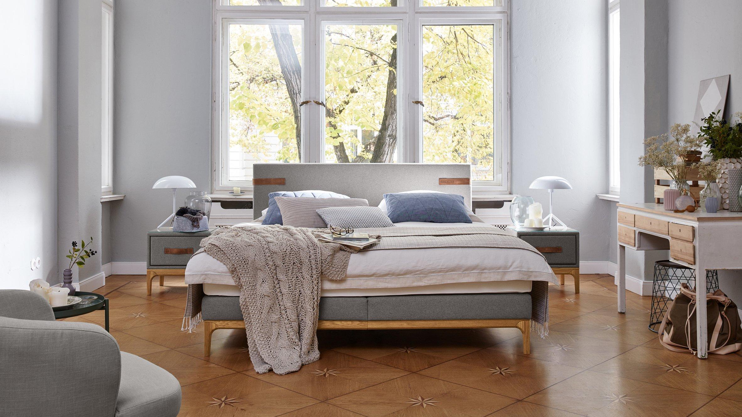 Footwear Company Birkenstock Jumps Into Bed Business