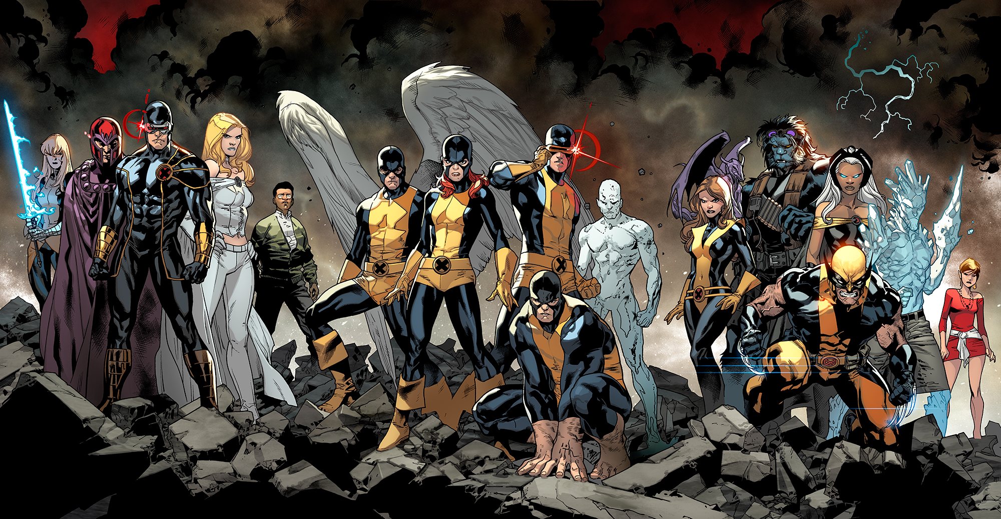 Fox officially orders live-action X-Men pilot