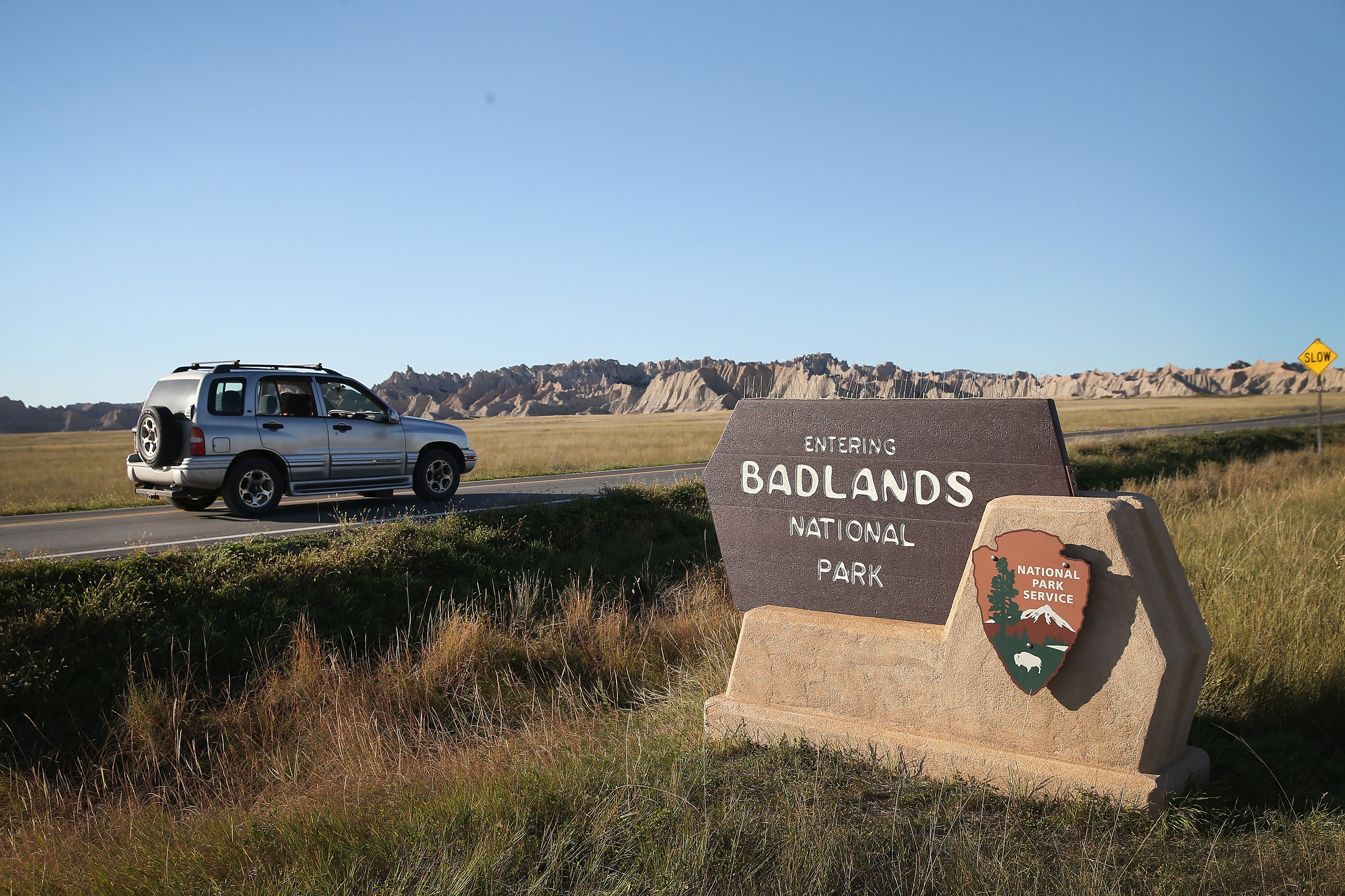 Badlands National Park stands up to Trump administration by