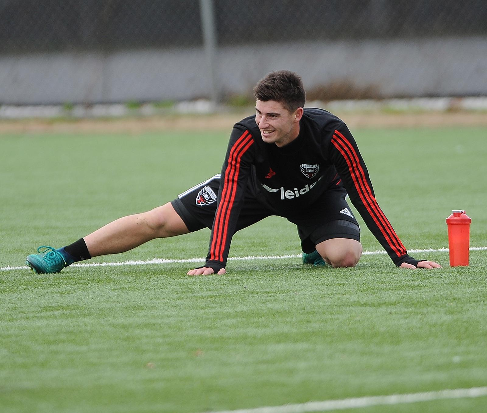 224110fee D.C. United Offseason 2016-2017 - Black And Red United