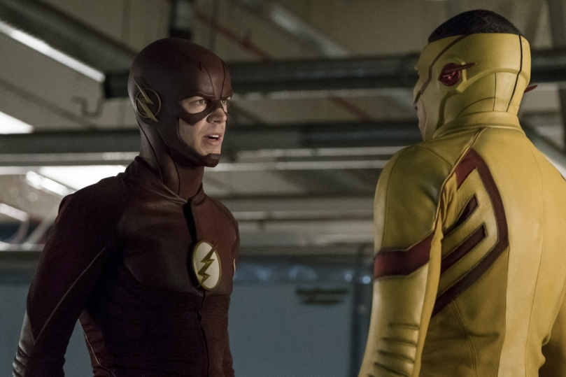 The Flash returns to basics for a whopping mid-season return