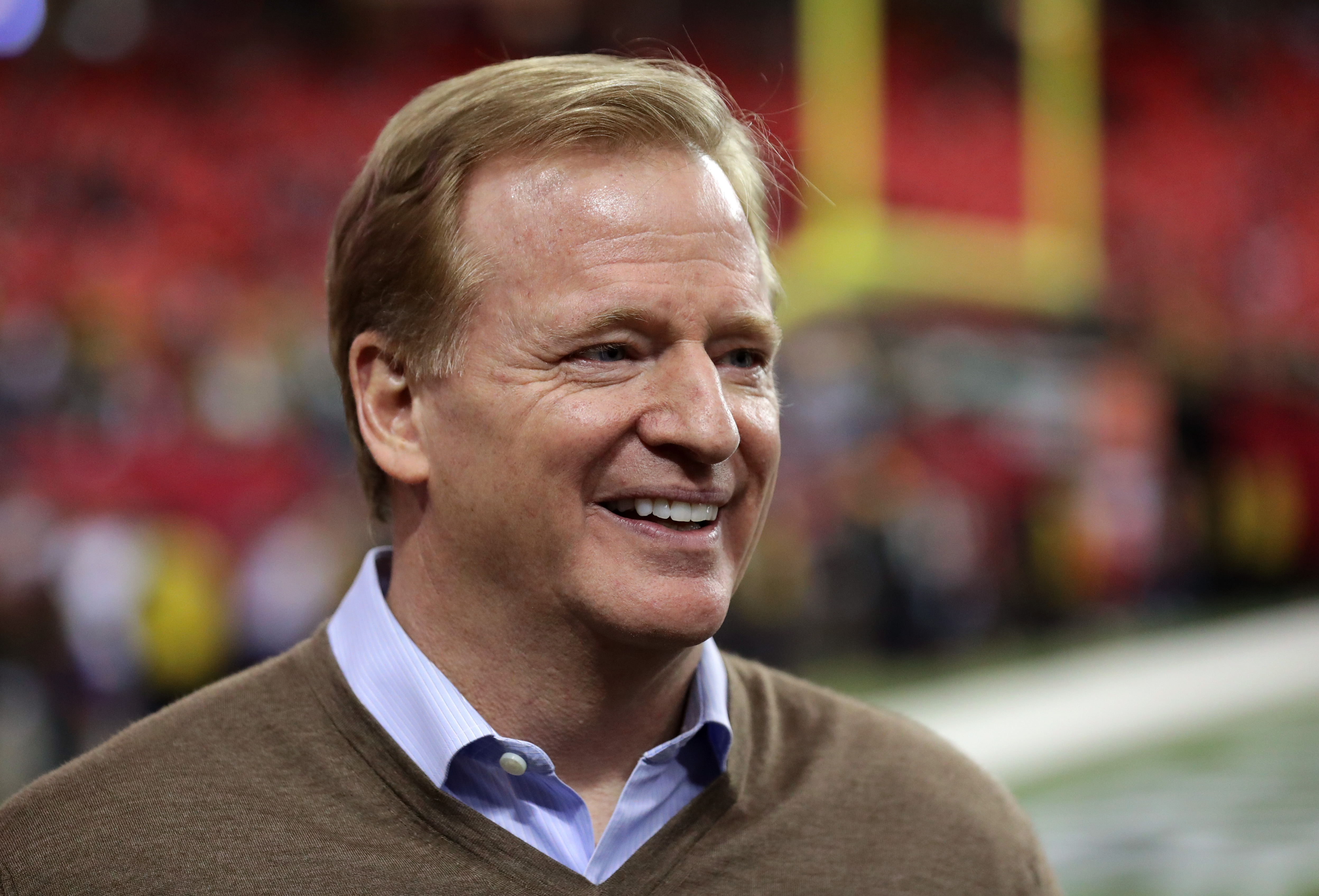 Roger Goodell says everyone is wrong and 'Thursday Night Football' is actually great
