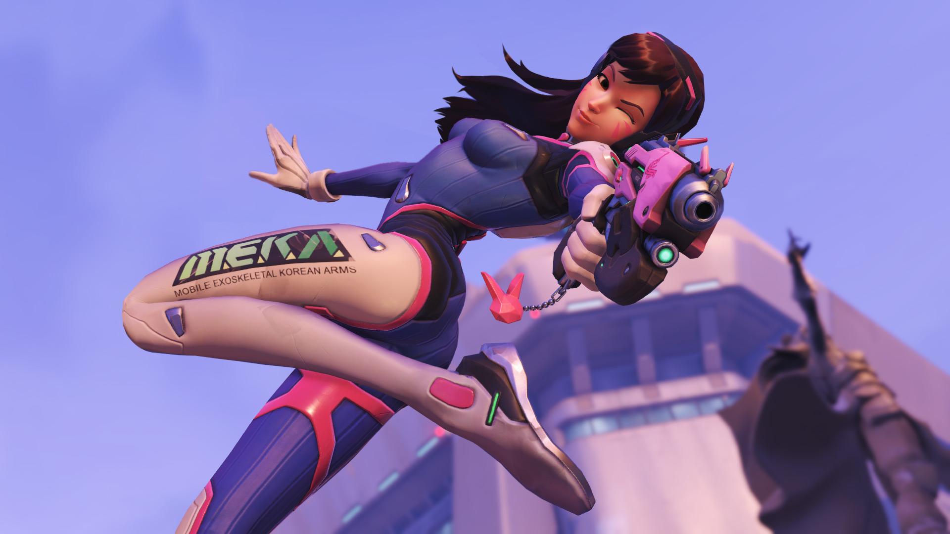 Overwatch's gamer girl hero inspires a feminist movement (update)