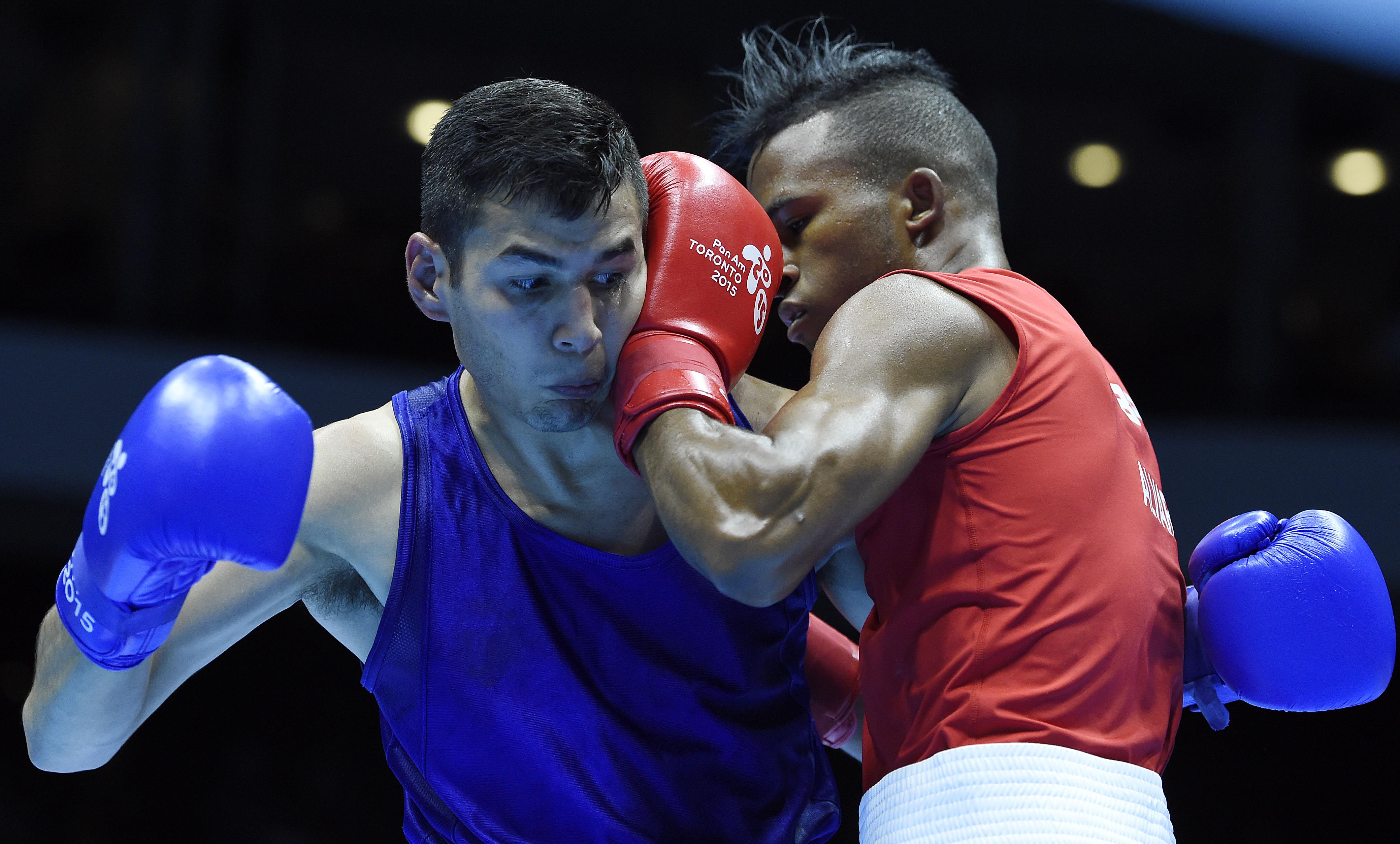 Pan Am Games: Boxing