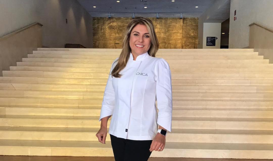 Chica chef Lorena Garcia