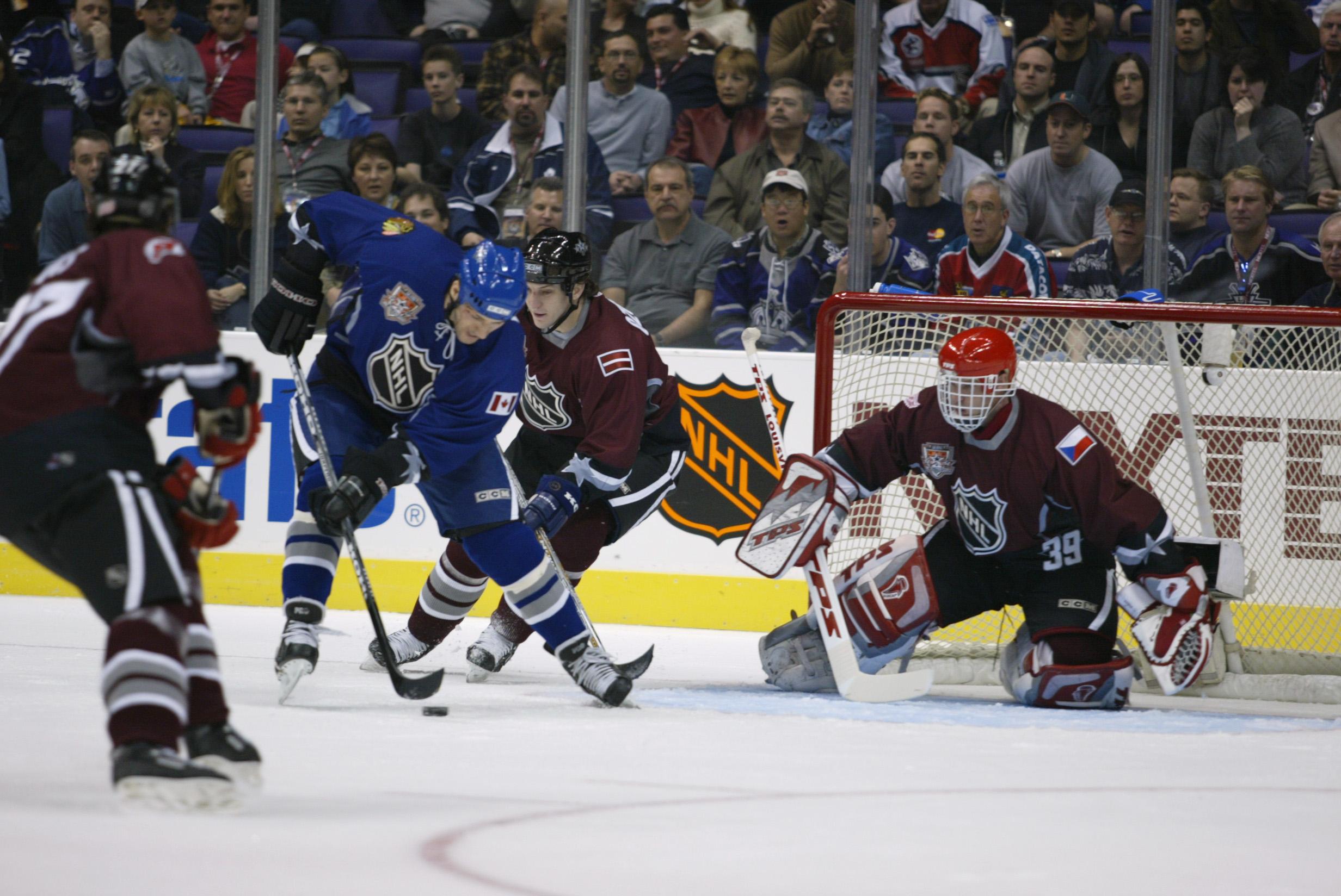 NHL Allstar Game X