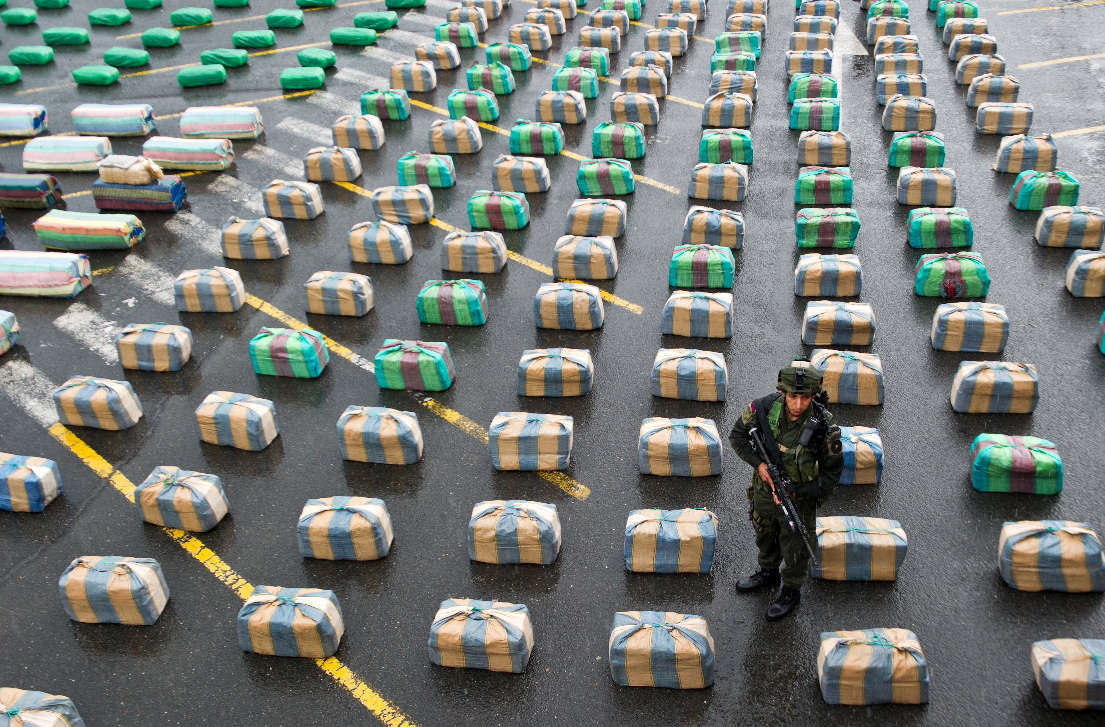 How the war on drugs has made drug traffickers more ruthless and efficient