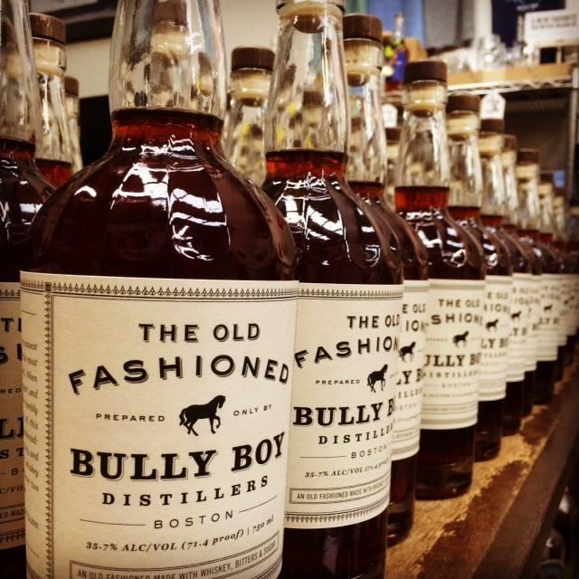 Bully Boy Distillers bottles