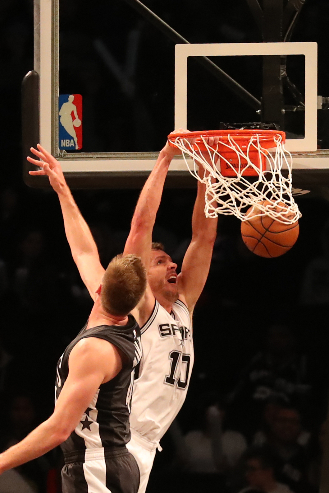 NBA: San Antonio Spurs at Brooklyn Nets